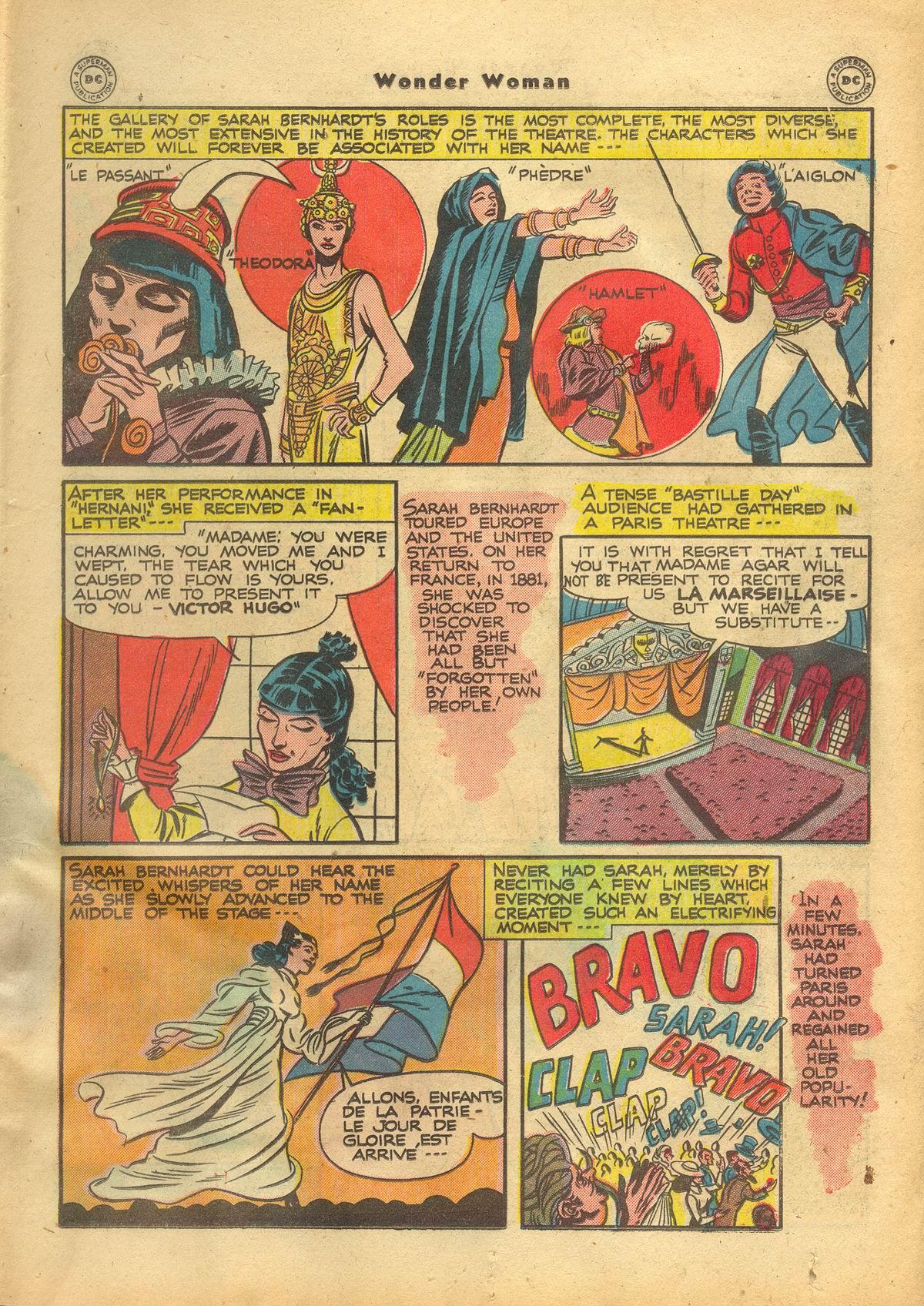Read online Wonder Woman (1942) comic -  Issue #22 - 17