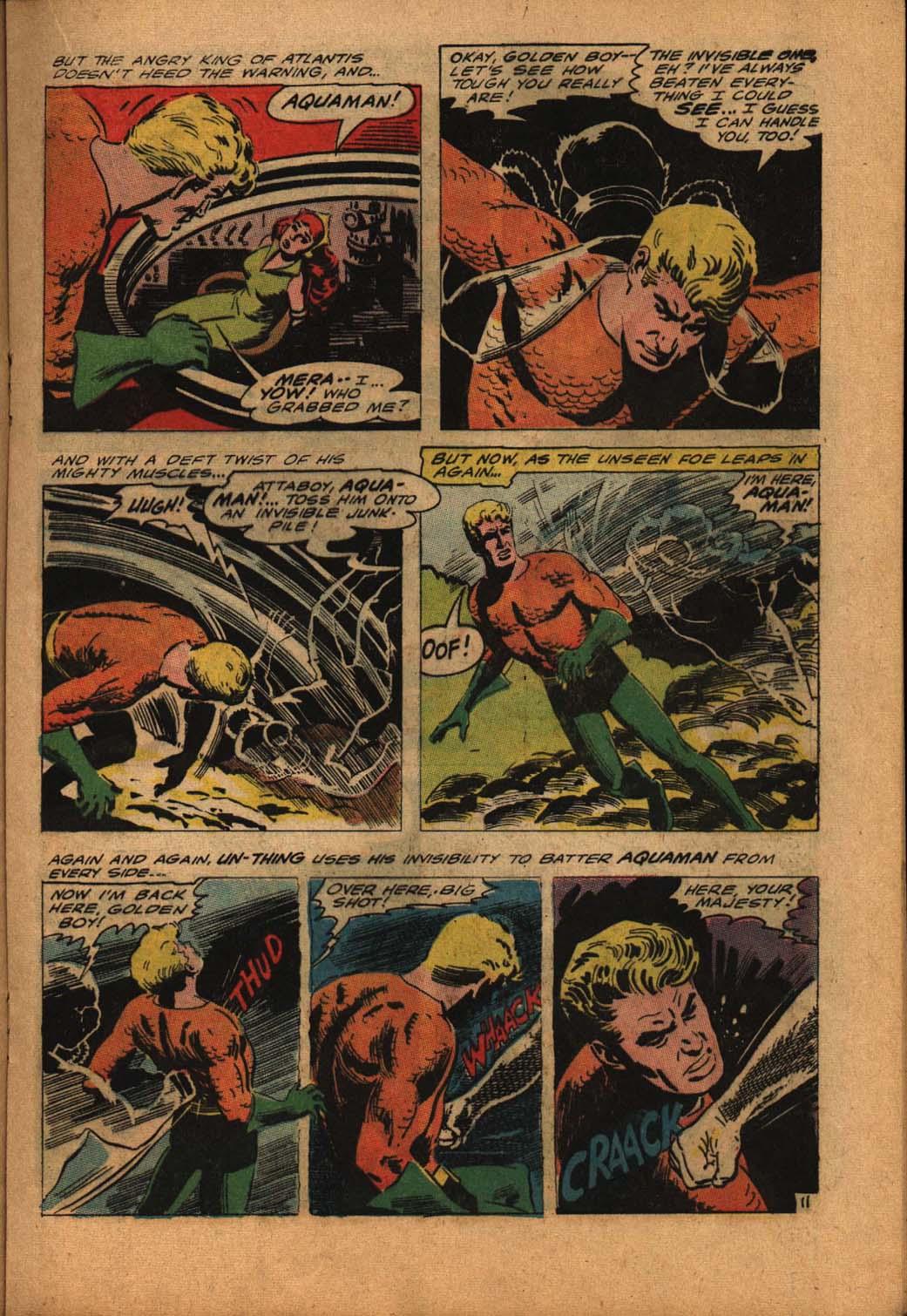 Read online Aquaman (1962) comic -  Issue #24 - 17