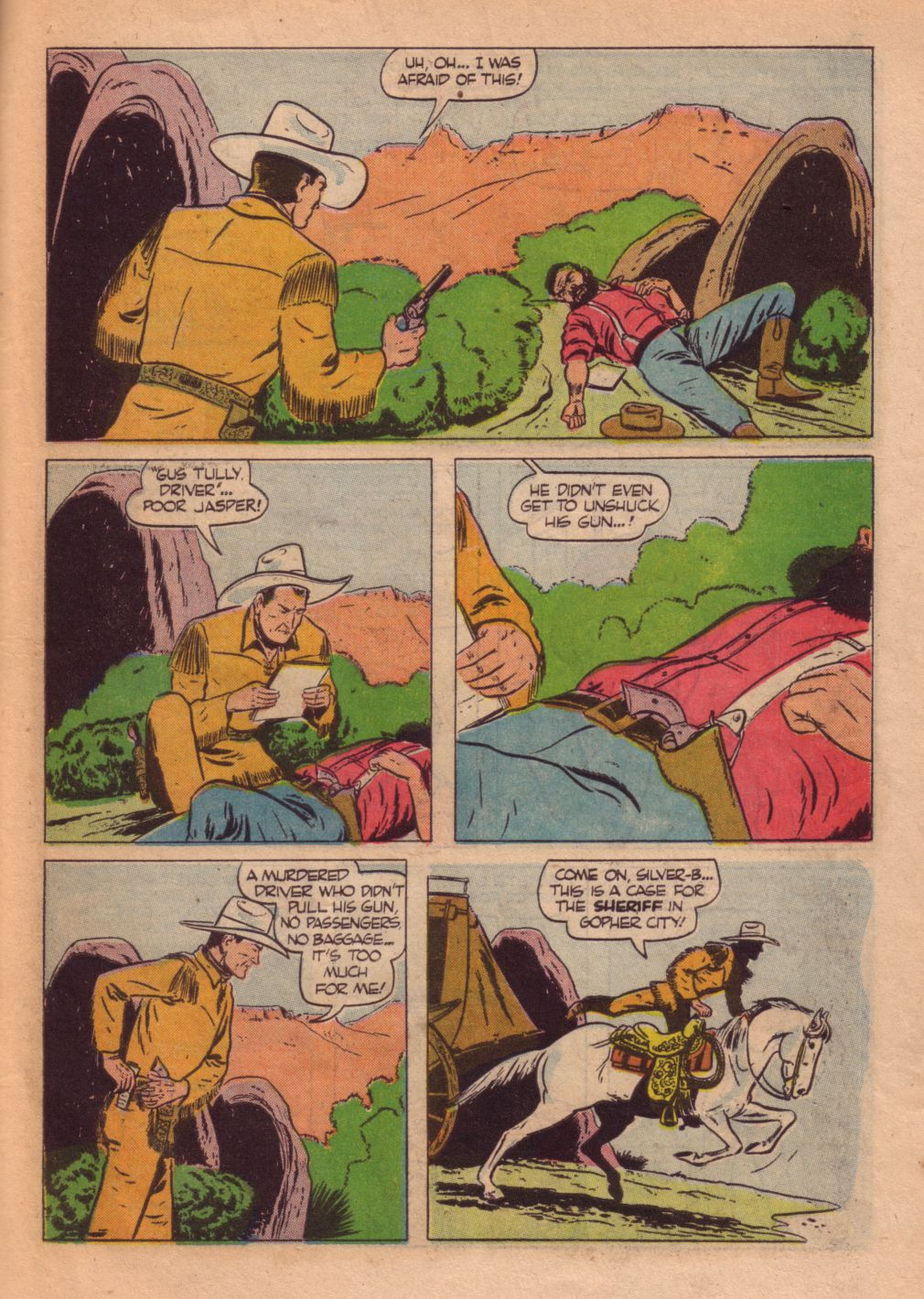Four Color Comics issue 460 - Page 27