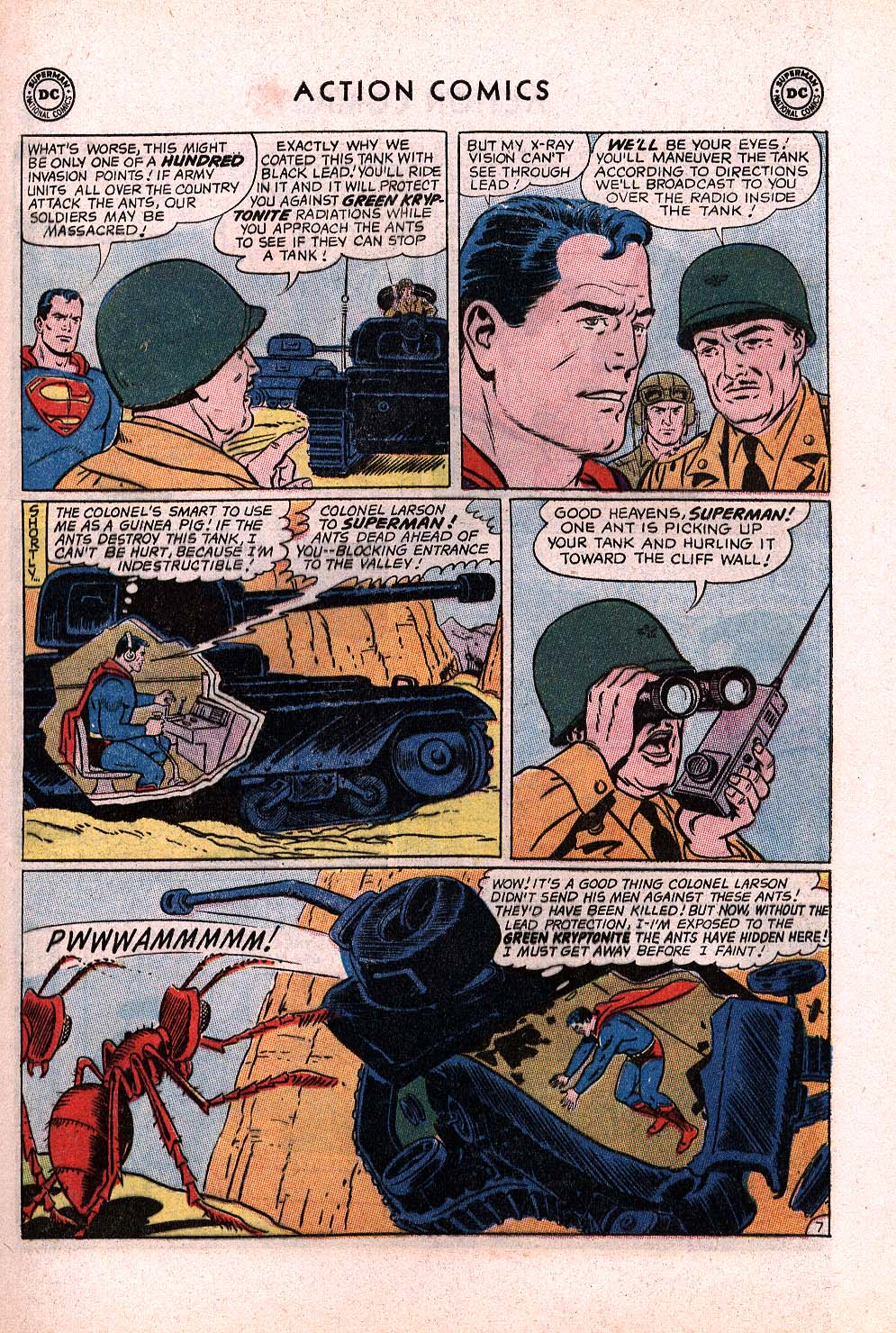 Read online Action Comics (1938) comic -  Issue #296 - 9