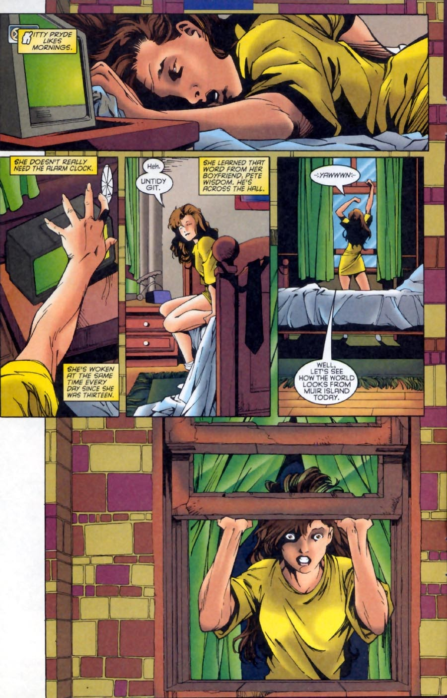 Excalibur (1988) issue 103 - Page 3