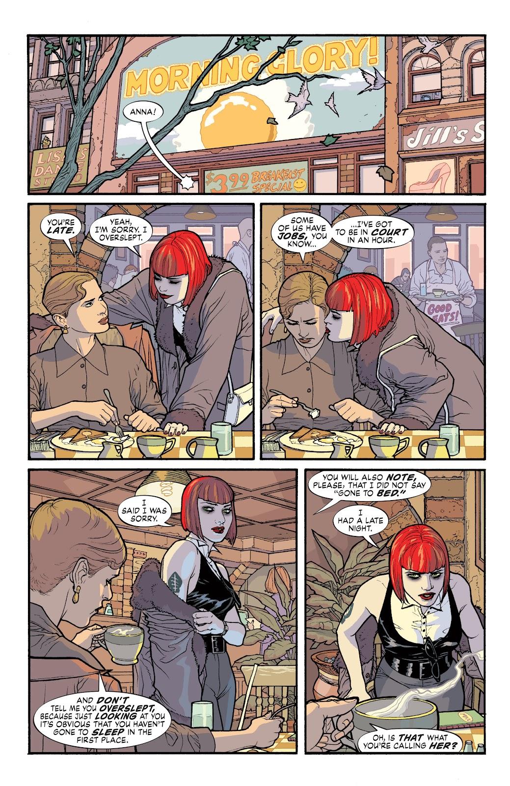 Read online Detective Comics (1937) comic -  Issue # _TPB Batwoman – Elegy (New Edition) (Part 1) - 16