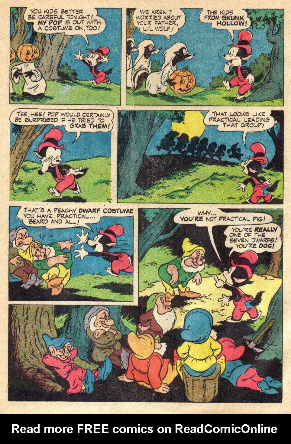 Walt Disney's Comics and Stories issue 146 - Page 16