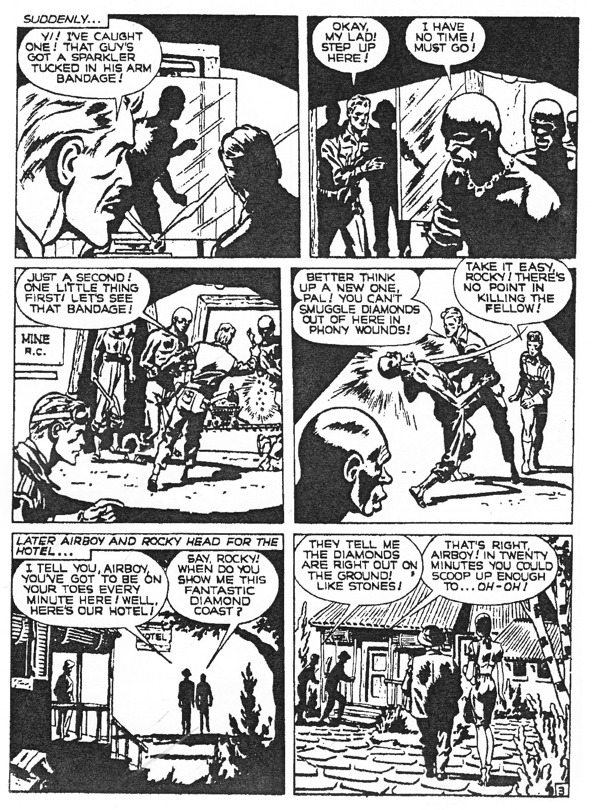 Read online Men of Mystery Comics comic -  Issue #83 - 183