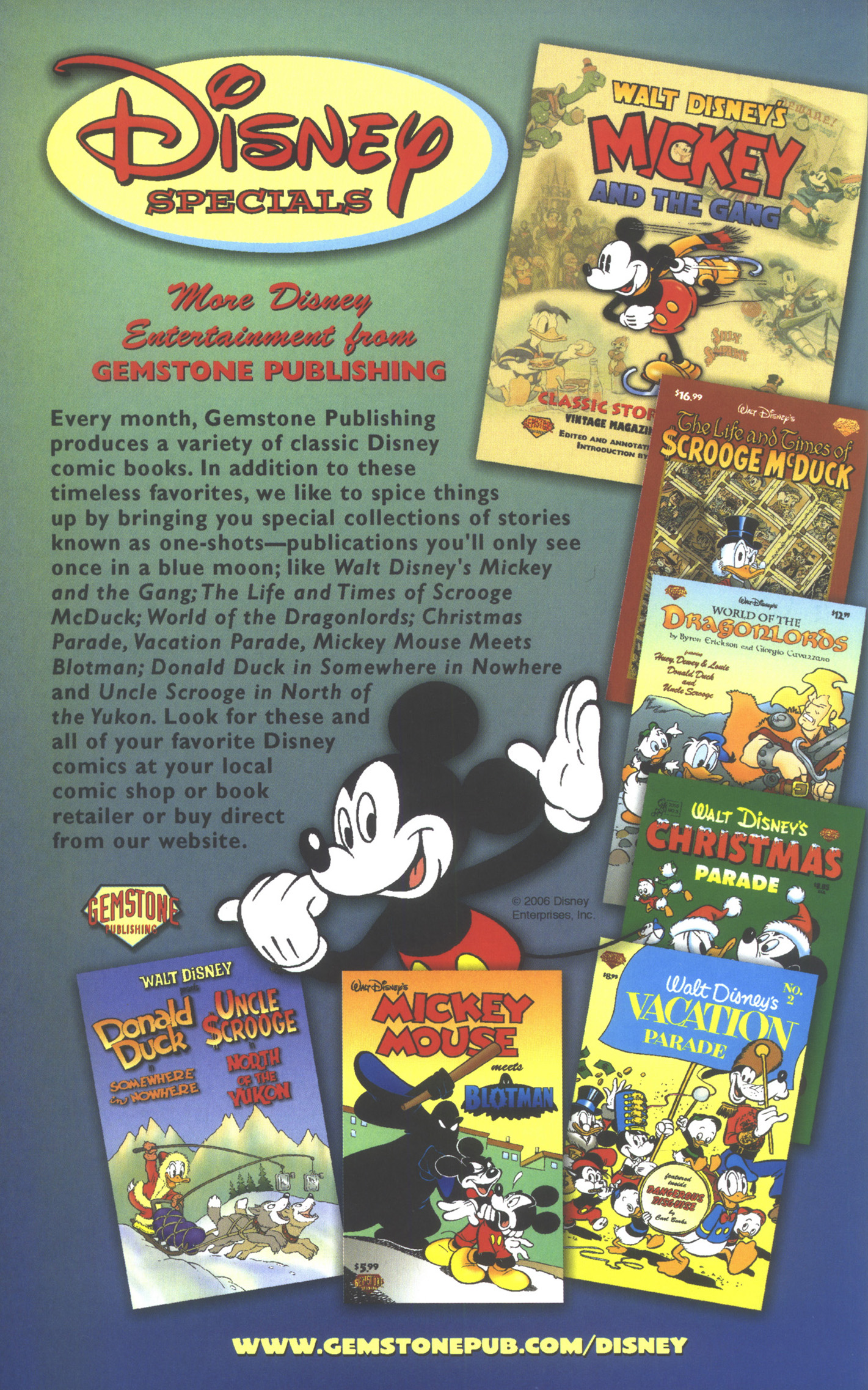 Read online Uncle Scrooge (1953) comic -  Issue #354 - 66