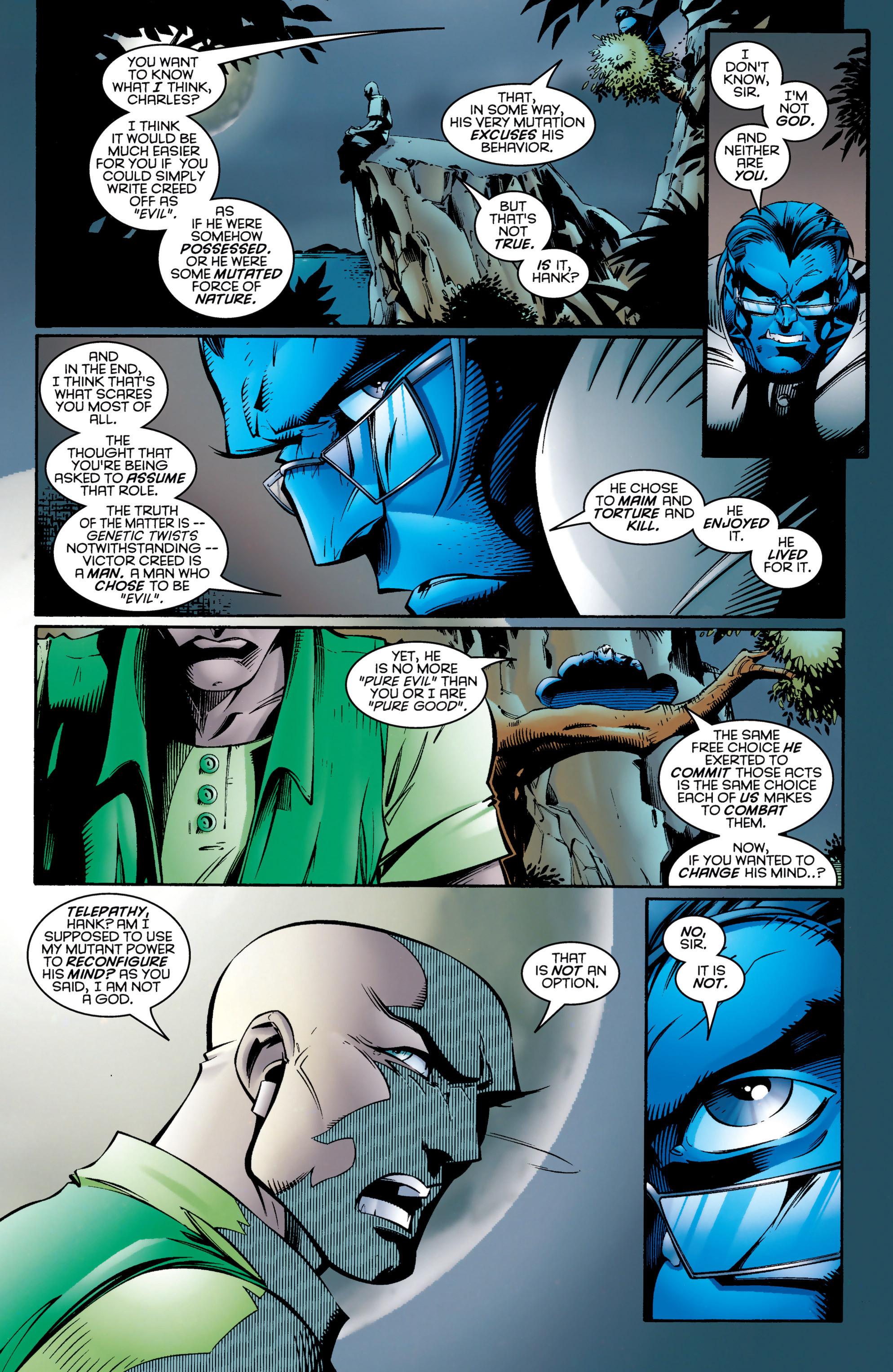 Read online Uncanny X-Men (1963) comic -  Issue #326 - 21