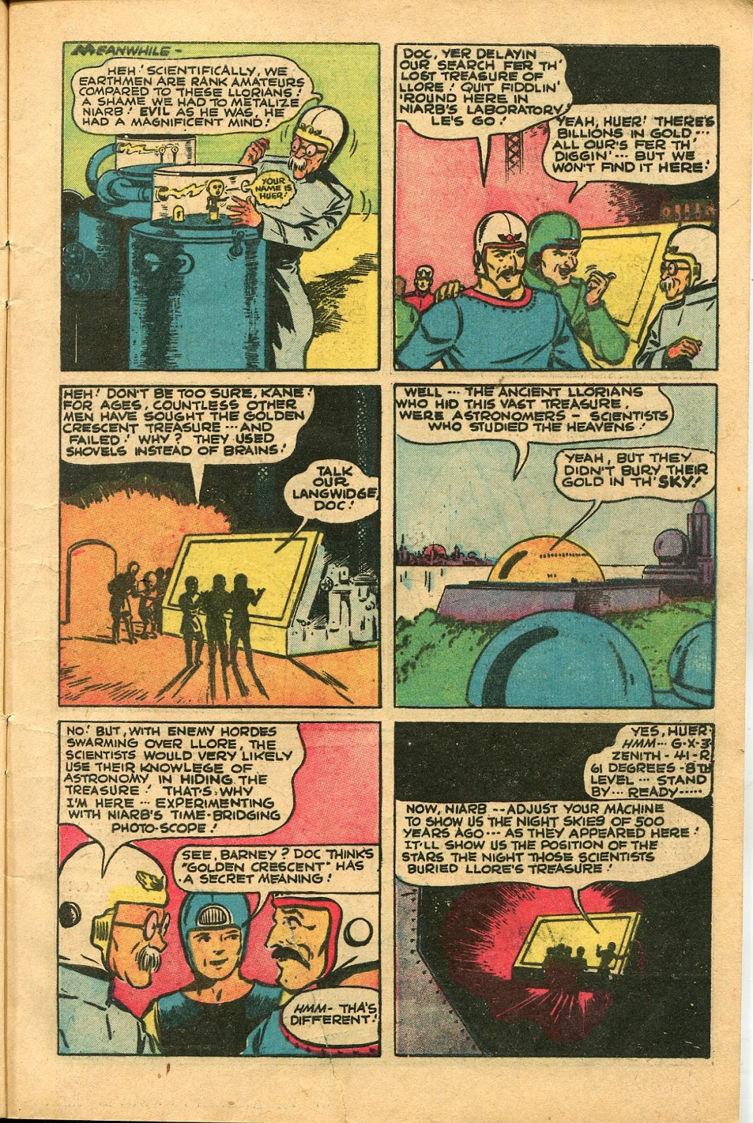 Read online Famous Funnies comic -  Issue #147 - 5