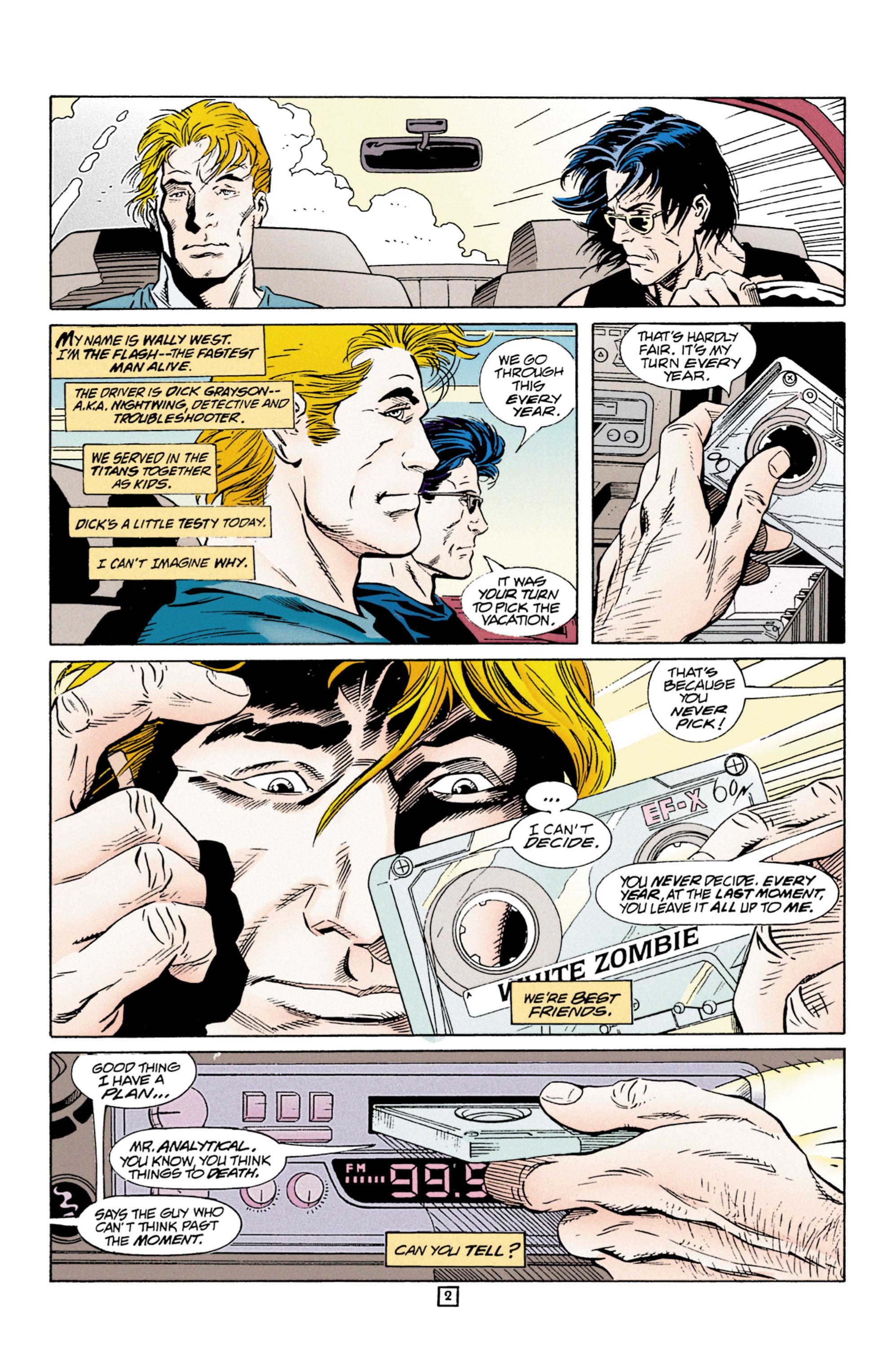 Read online Flash Plus comic -  Issue # Full - 3