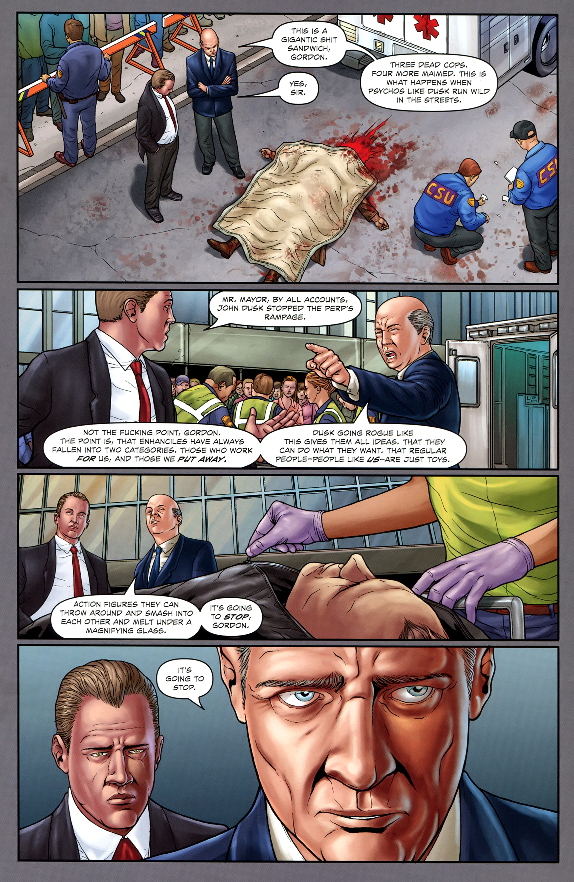 Read online Absolution: Rubicon comic -  Issue #1 - 23