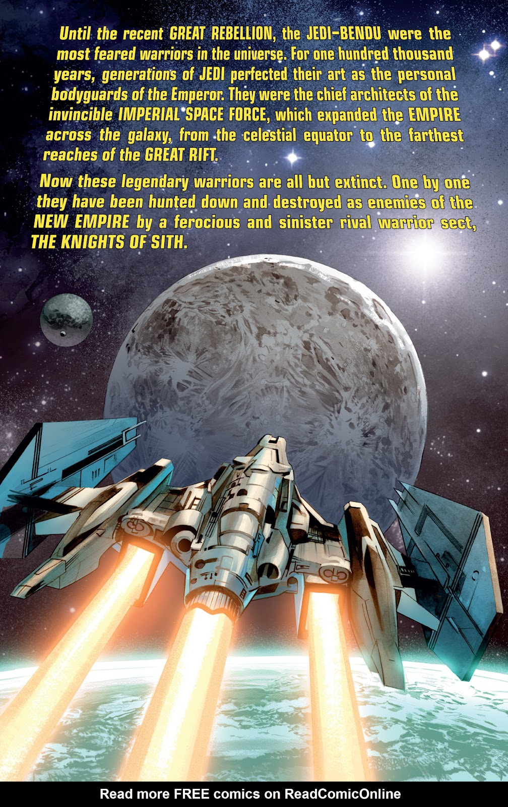 Read online Star Wars Legends: Infinities - Epic Collection comic -  Issue # TPB (Part 3) - 94