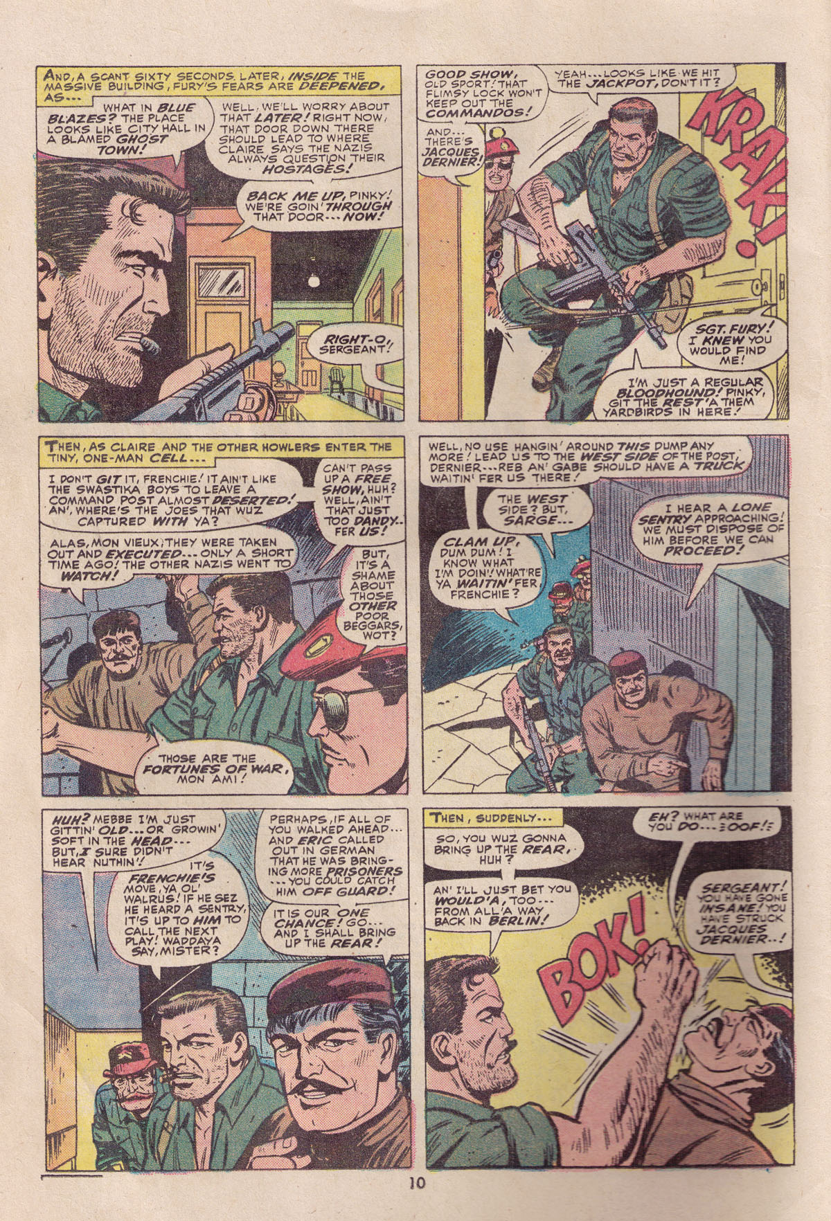 Read online Sgt. Fury comic -  Issue #113 - 12
