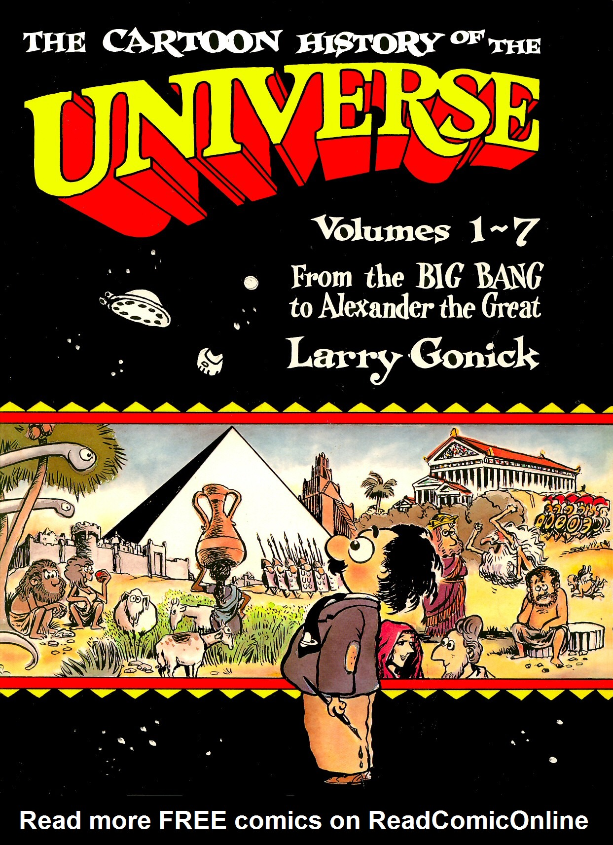 Read online The Cartoon History of the Universe comic -  Issue #1 - 1