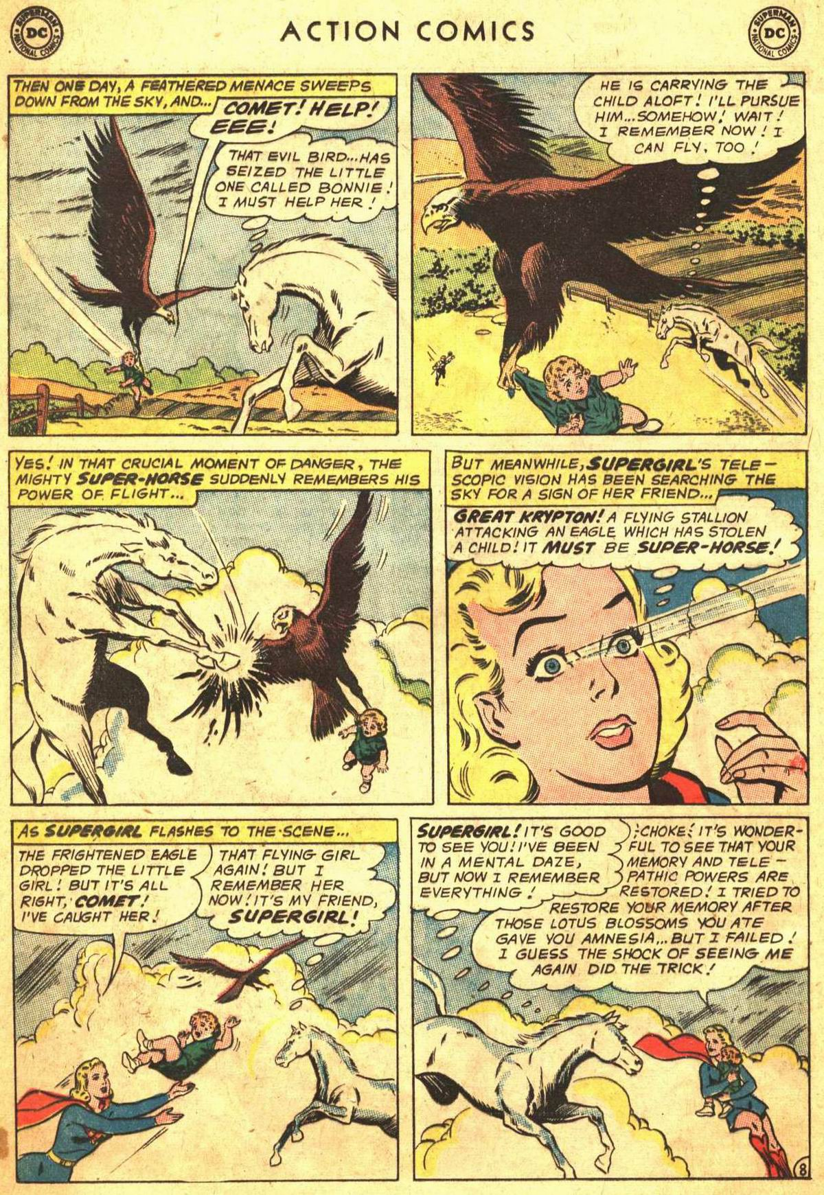 Read online Action Comics (1938) comic -  Issue #300 - 28