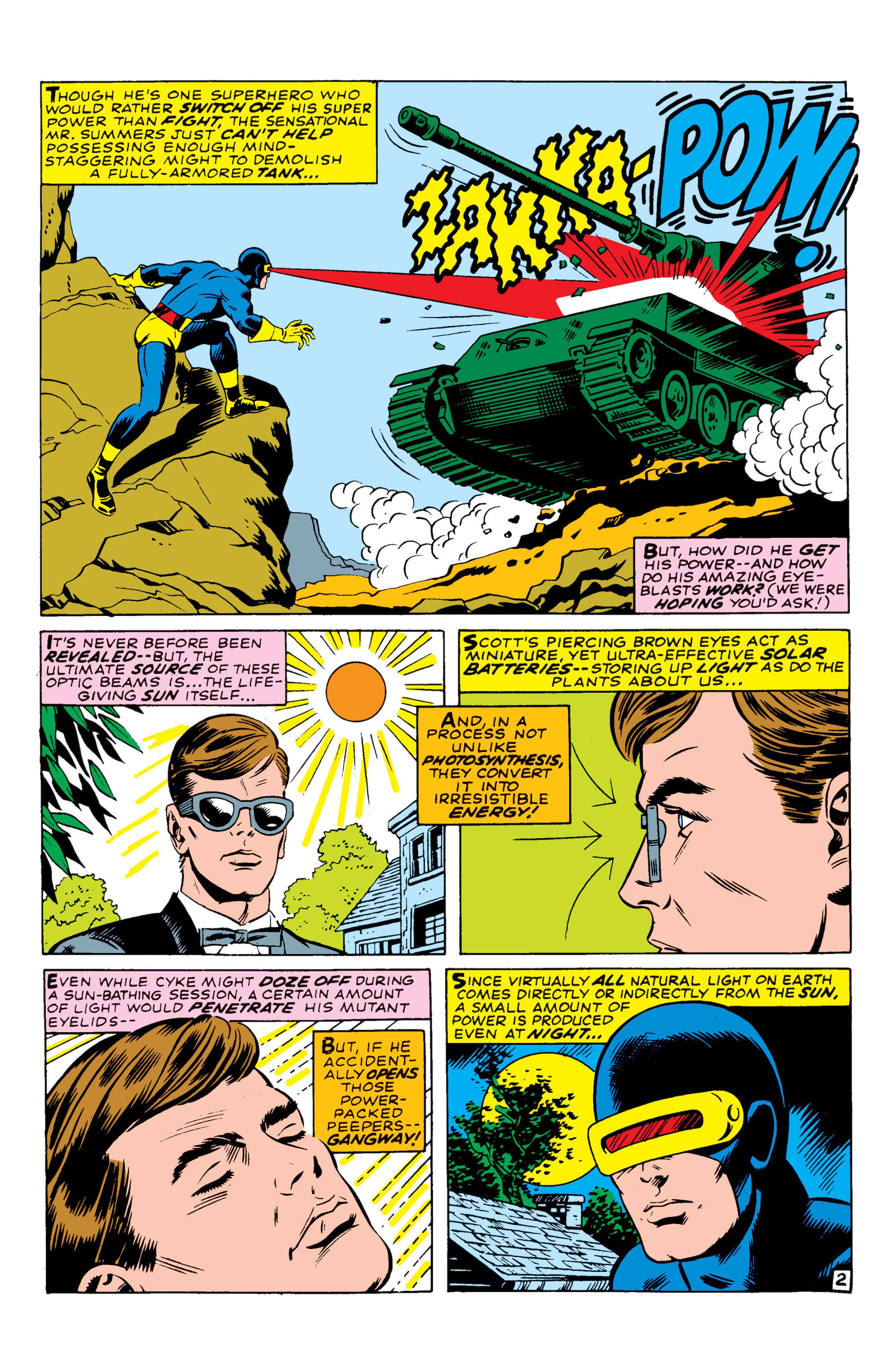 Uncanny X-Men (1963) 43 Page 17