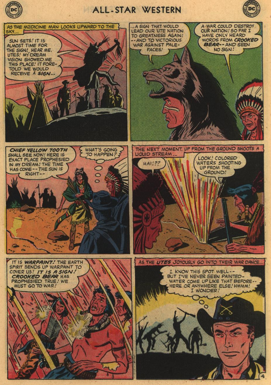 Read online All-Star Western (1951) comic -  Issue #100 - 23