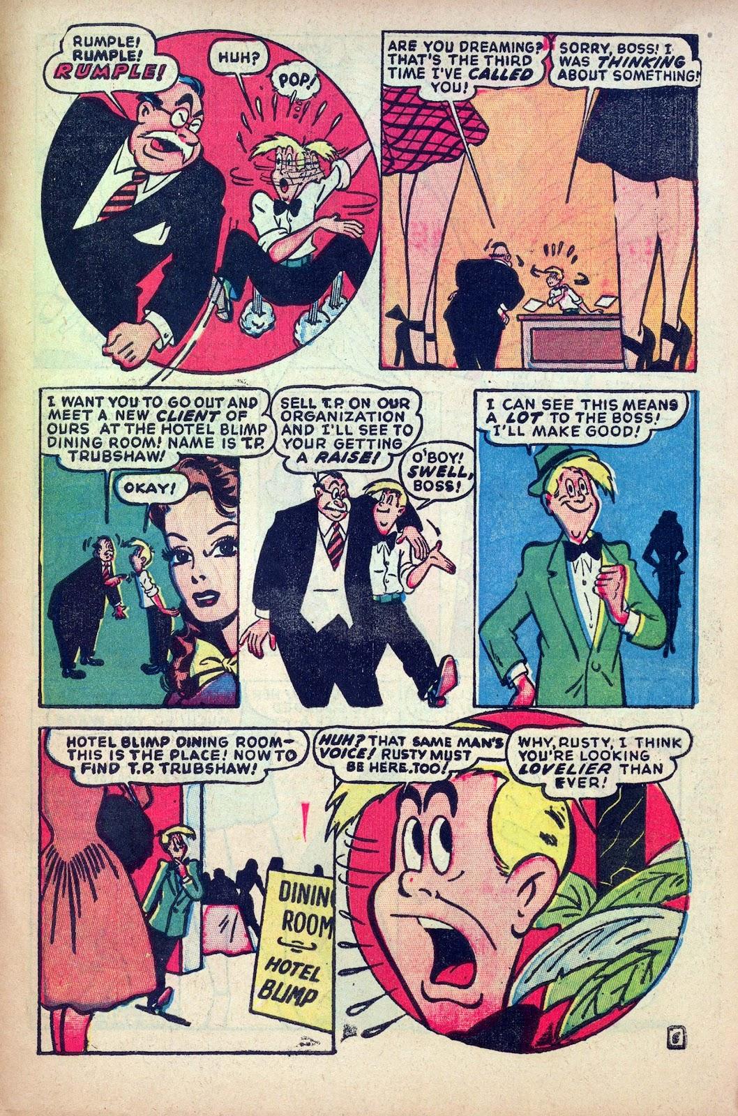 Read online Joker Comics comic -  Issue #31 - 31