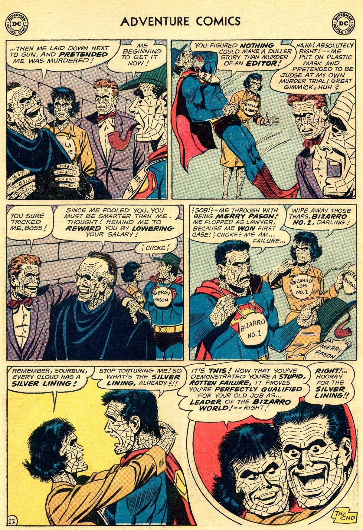 Read online Adventure Comics (1938) comic -  Issue #296 - 31