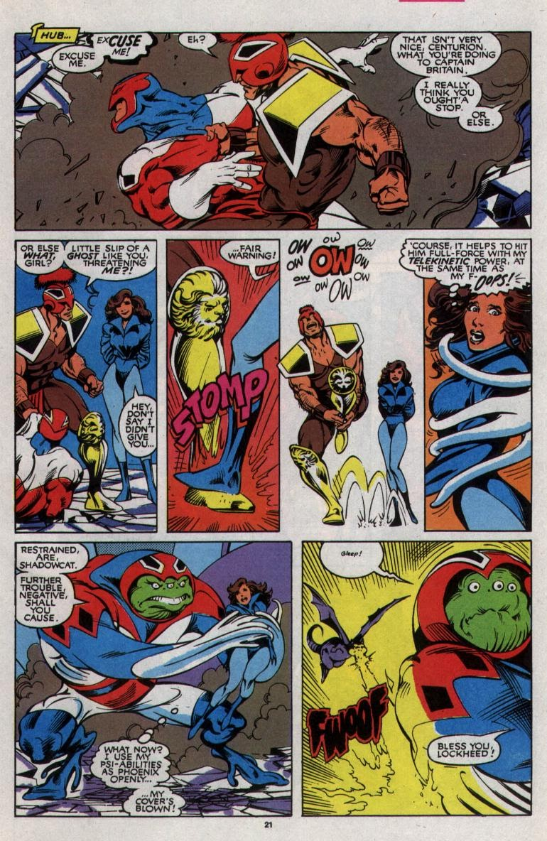 Excalibur (1988) issue 24 - Page 17