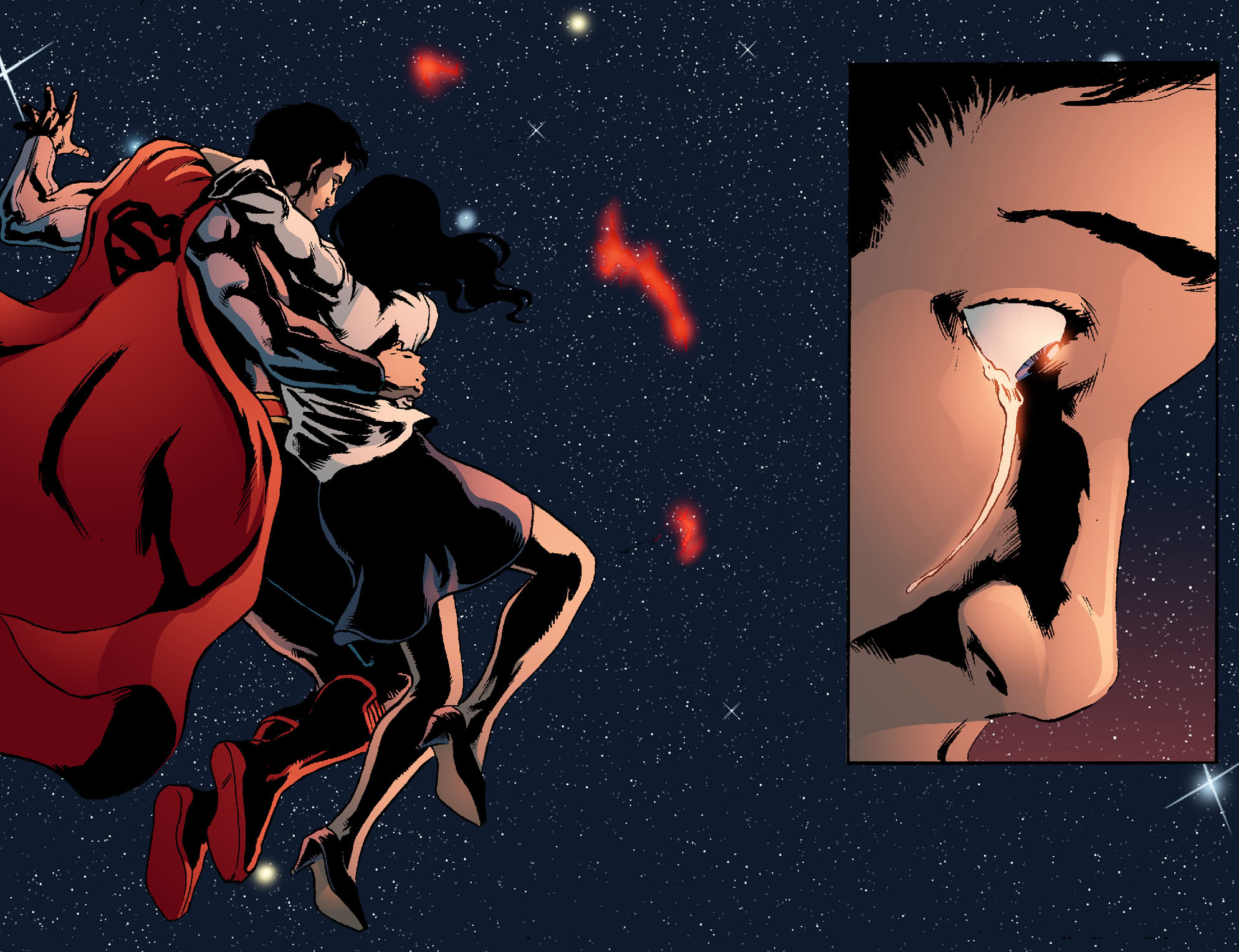 Read online Smallville: Chaos [II] comic -  Issue #5 - 16