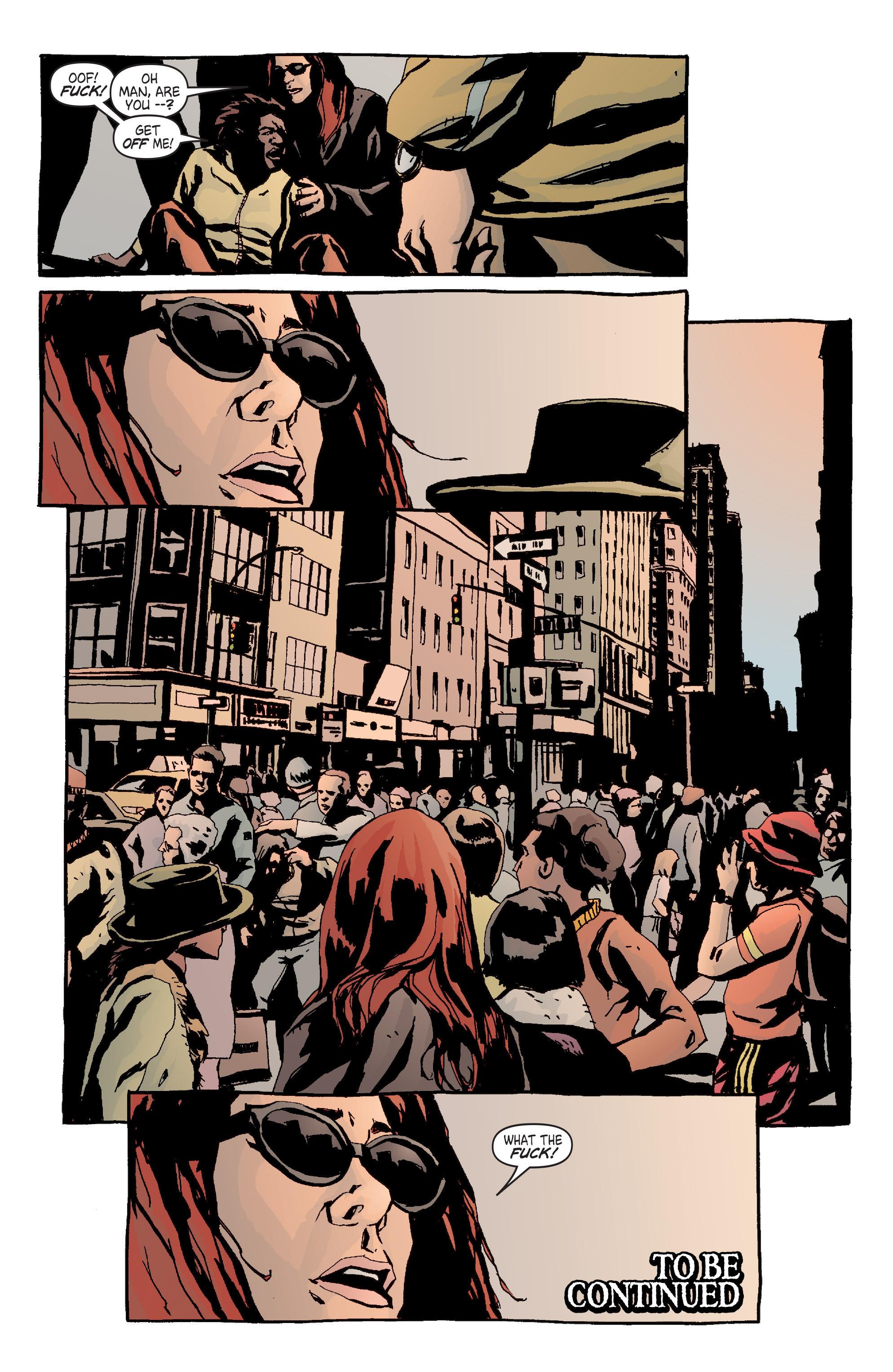 Read online Alias comic -  Issue #8 - 21