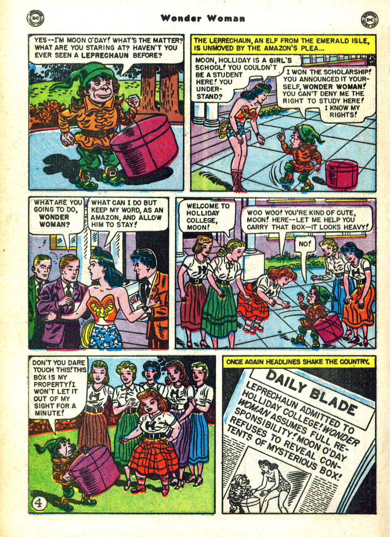 Read online Wonder Woman (1942) comic -  Issue #45 - 28
