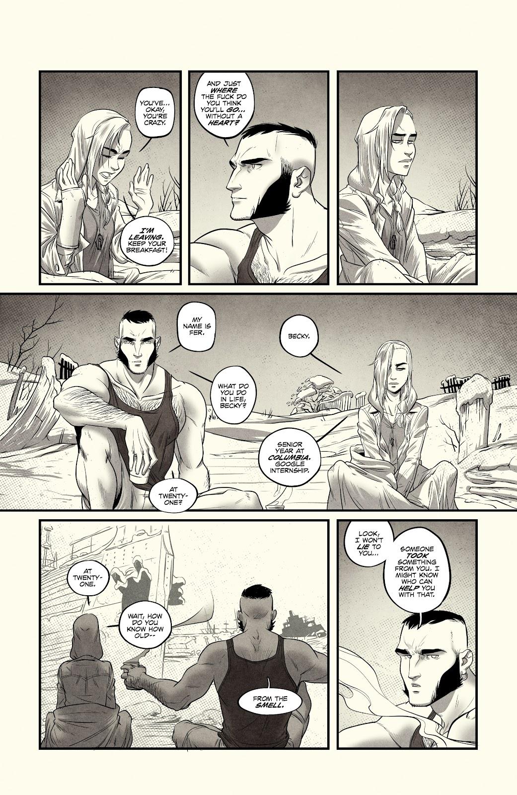 Read online Nomen Omen comic -  Issue #3 - 10