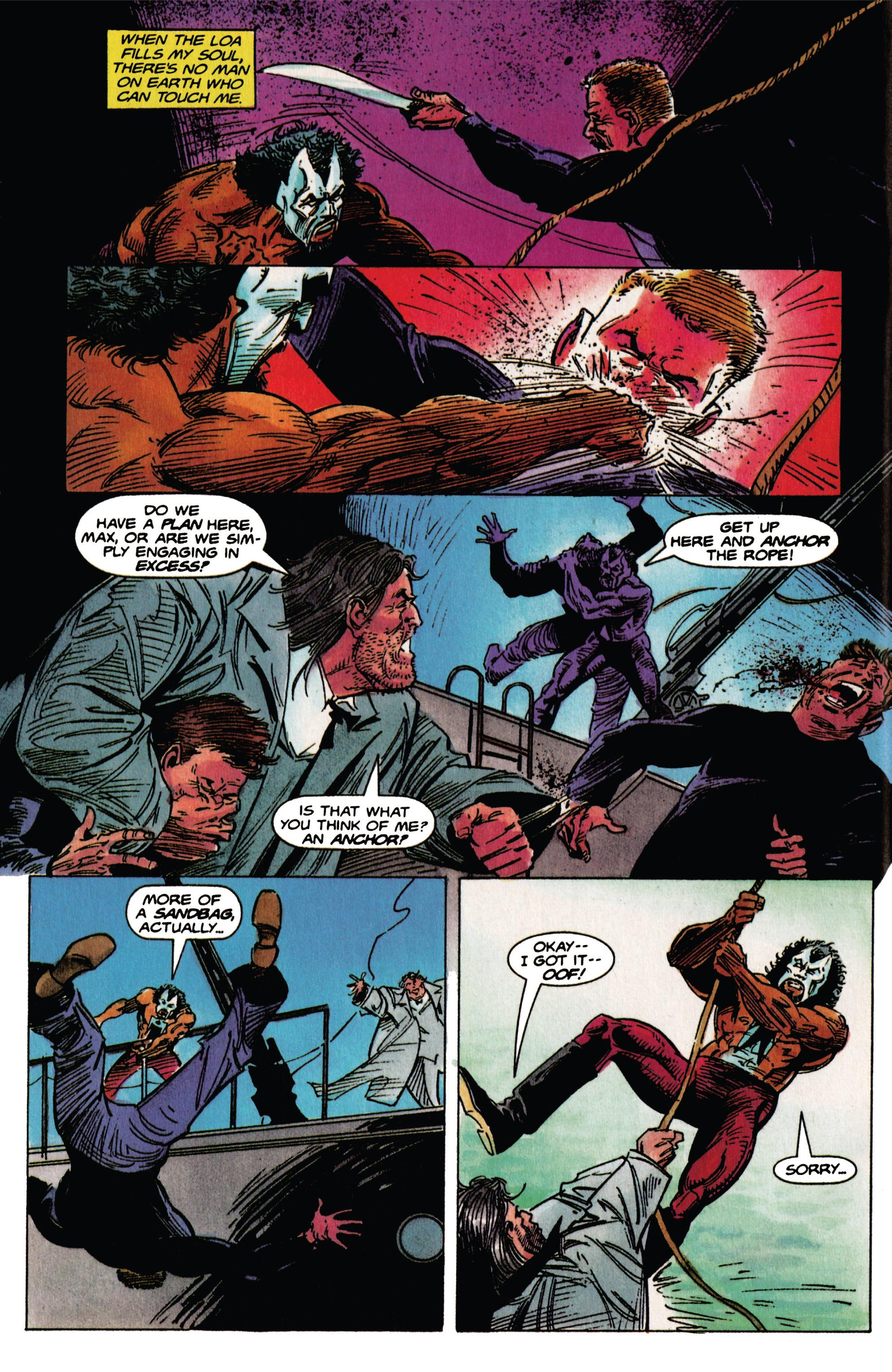 Read online Shadowman (1992) comic -  Issue # _TPB 1 - 32