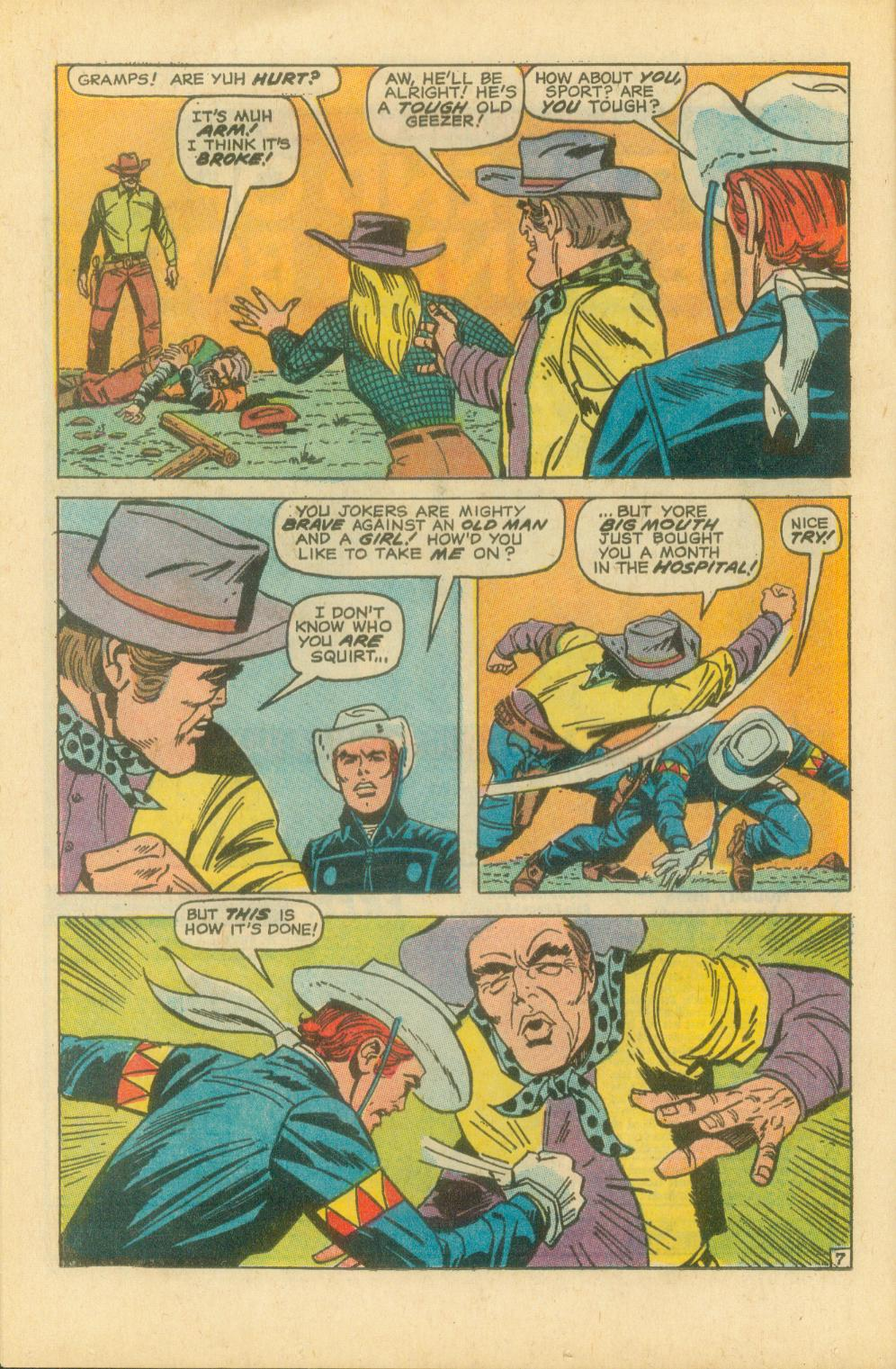 The Rawhide Kid (1955) issue 87 - Page 13