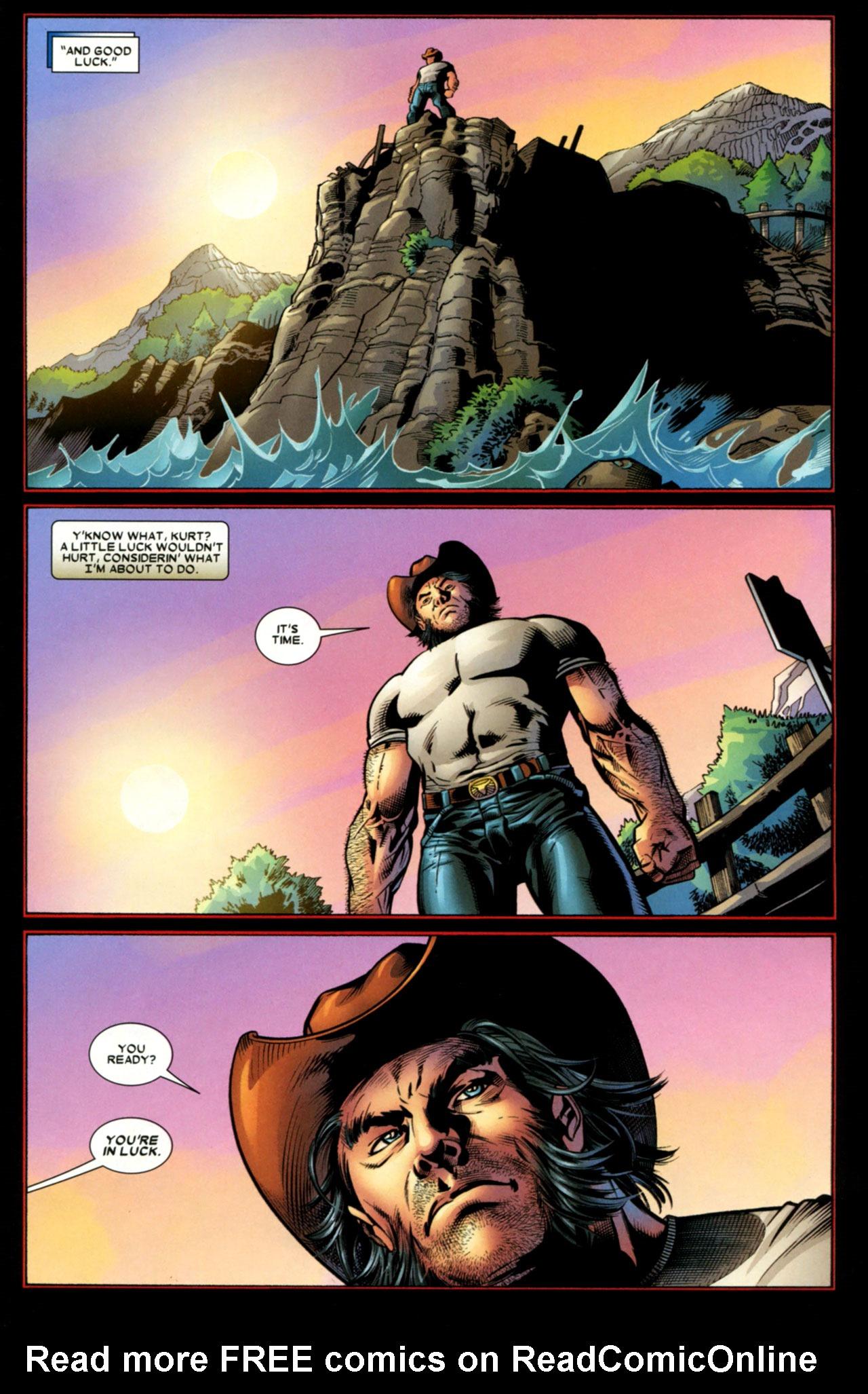 Read online Wolverine: Origins comic -  Issue #46 - 23