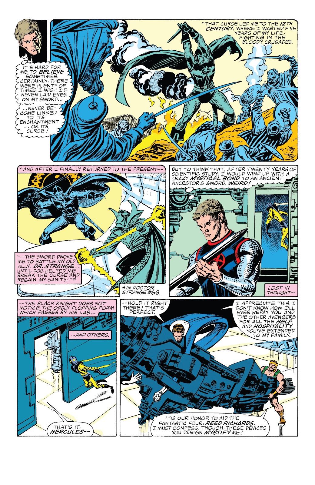 Read online Marvel Tales: Avengers comic -  Issue # Full - 56