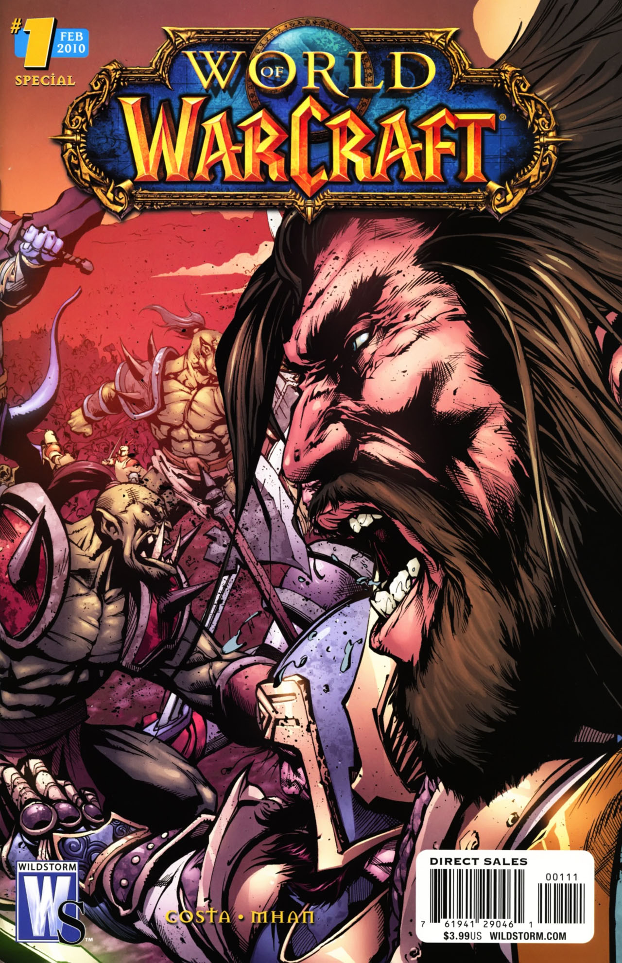 Read online World of Warcraft Special comic -  Issue # Full - 4