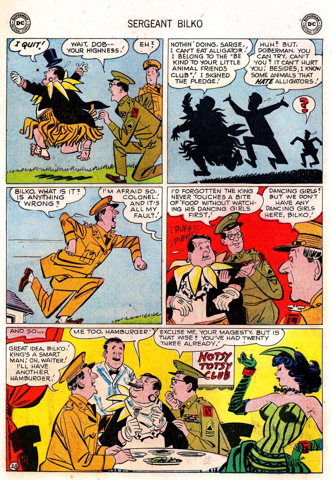 Sergeant Bilko issue 7 - Page 30