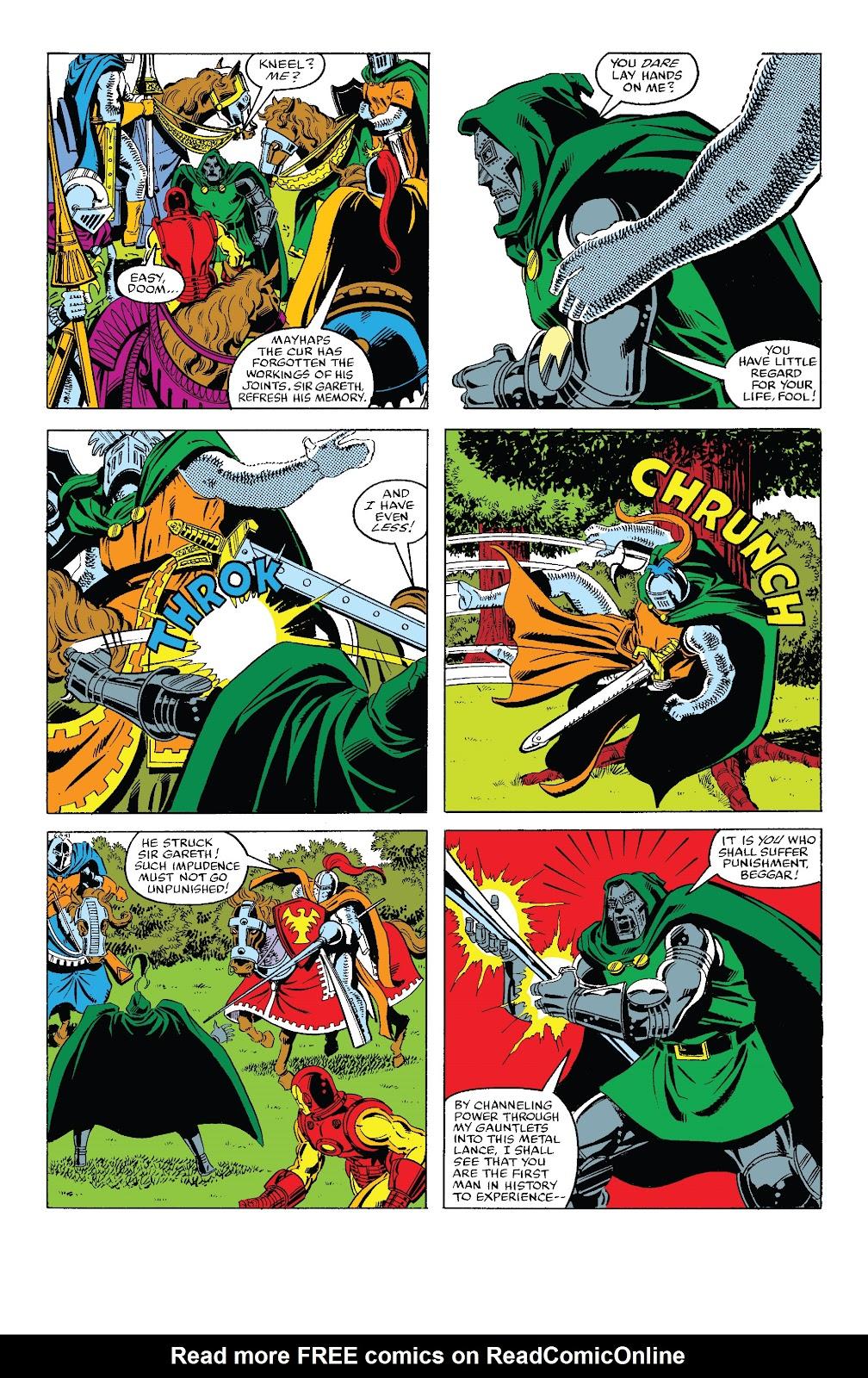 Read online Marvel Tales: Iron Man comic -  Issue # Full - 42