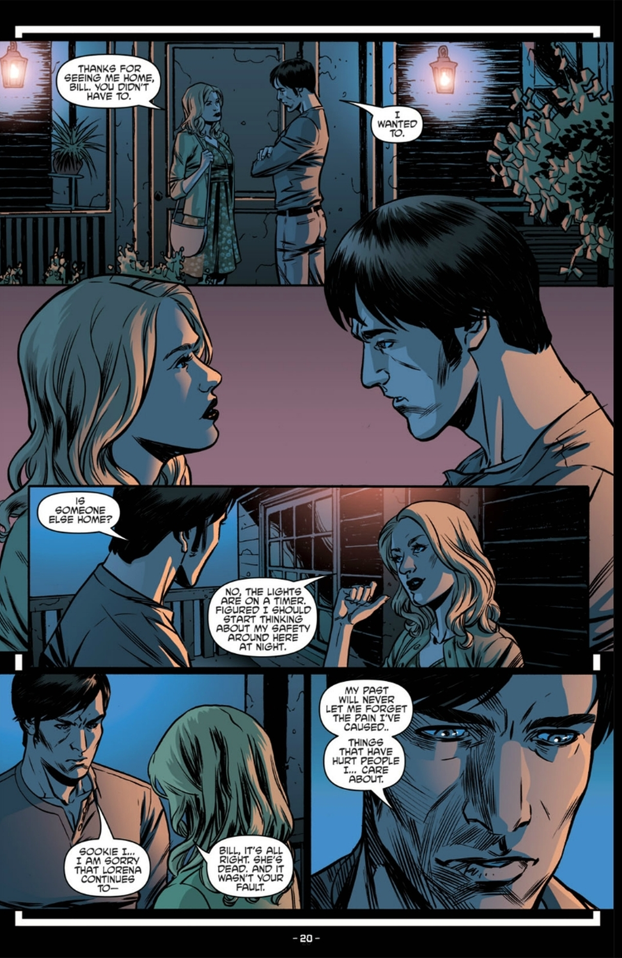 Read online True Blood: French Quarter comic -  Issue #6 - 24