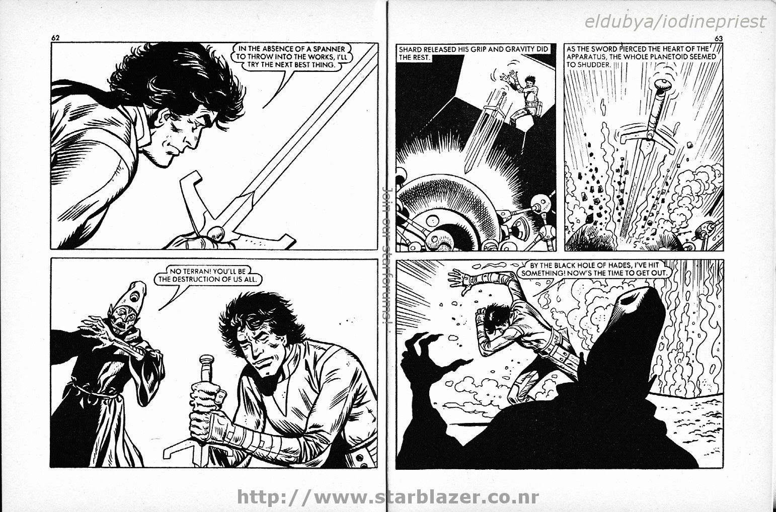 Starblazer issue 114 - Page 33