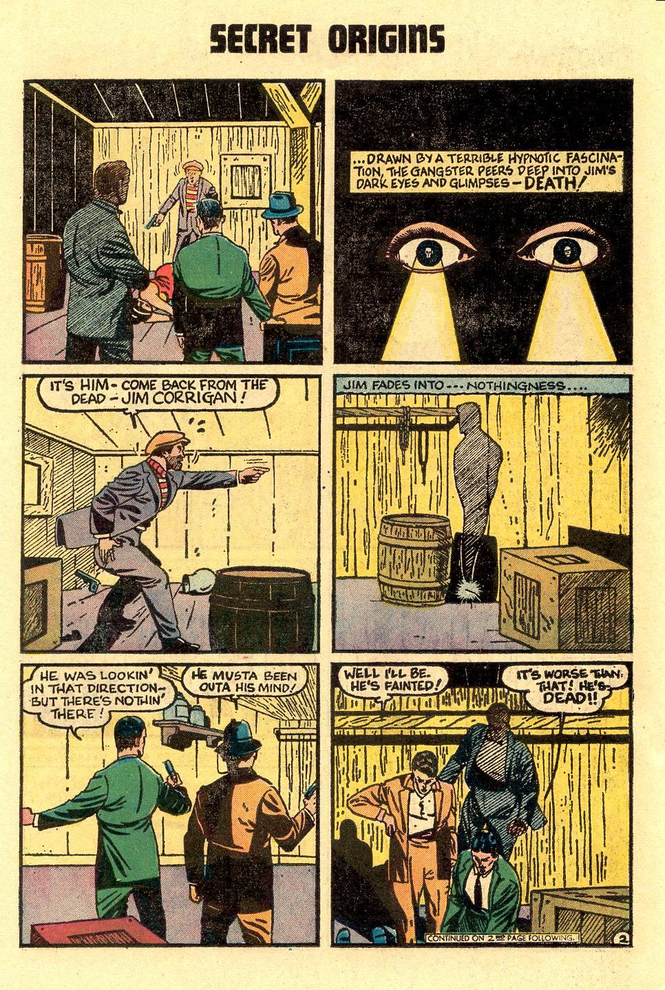 Read online Secret Origins (1973) comic -  Issue #5 - 22