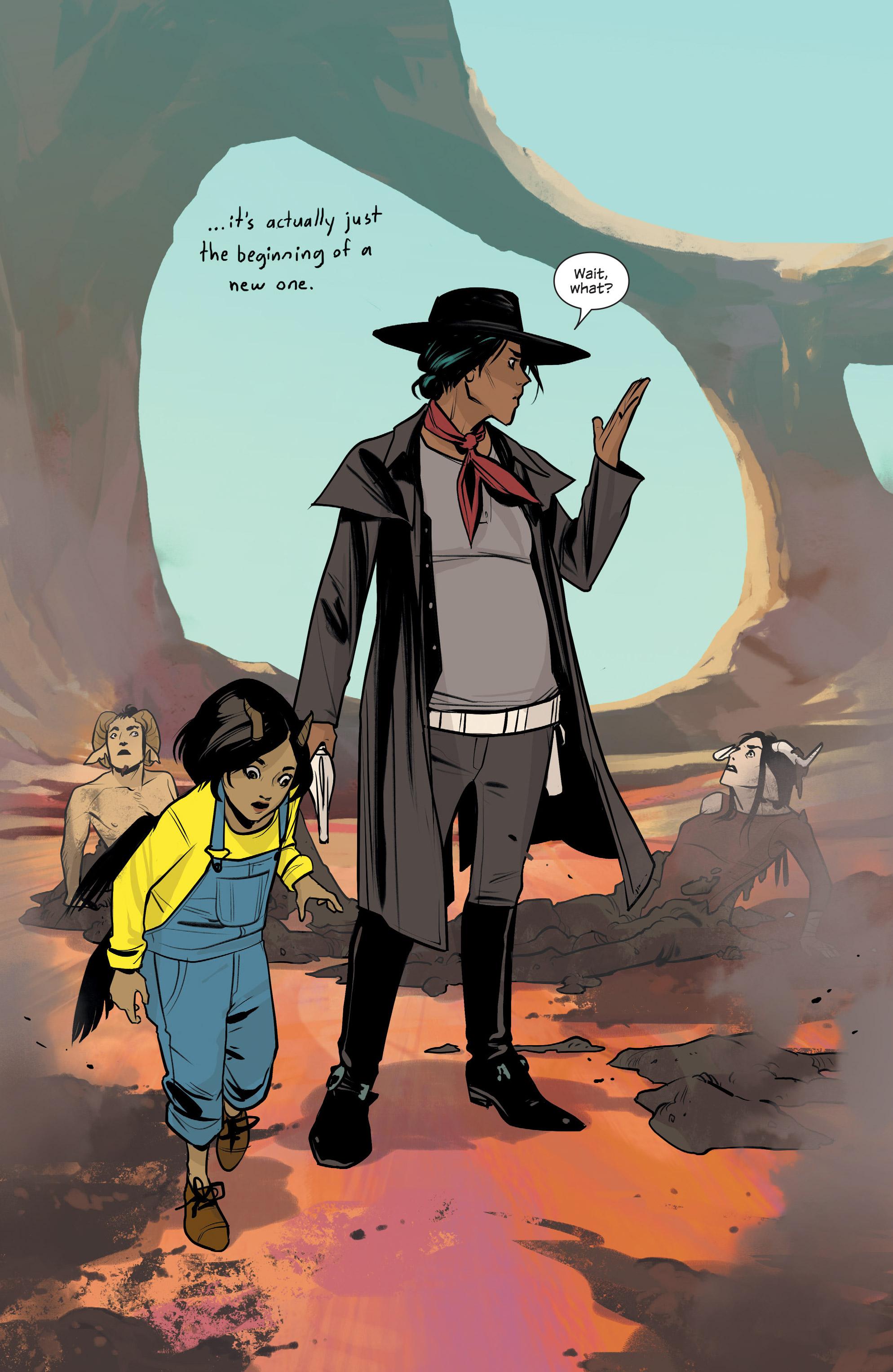 Read online Saga comic -  Issue #43 - 24