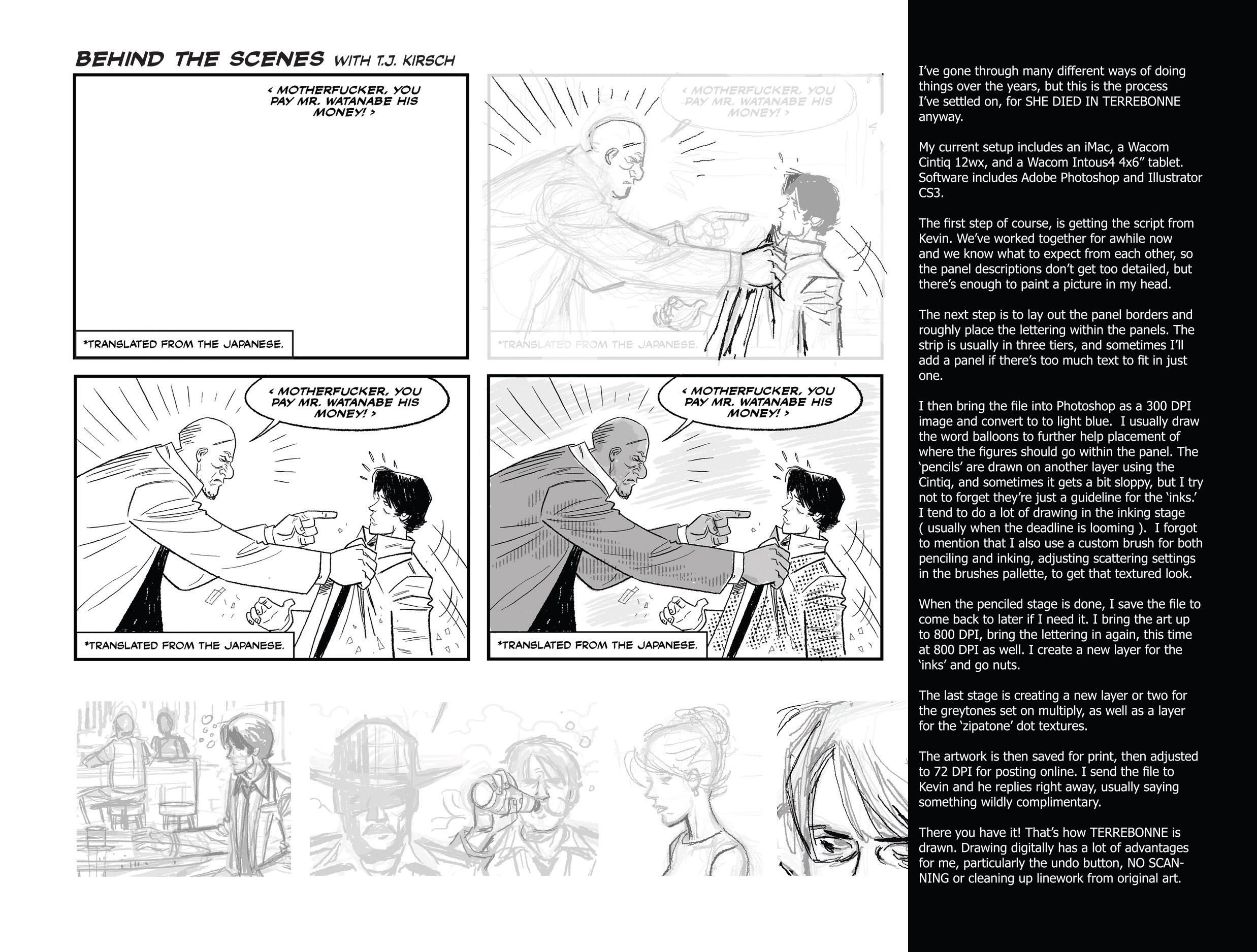 Read online She Died In Terrebonne comic -  Issue #2 - 25