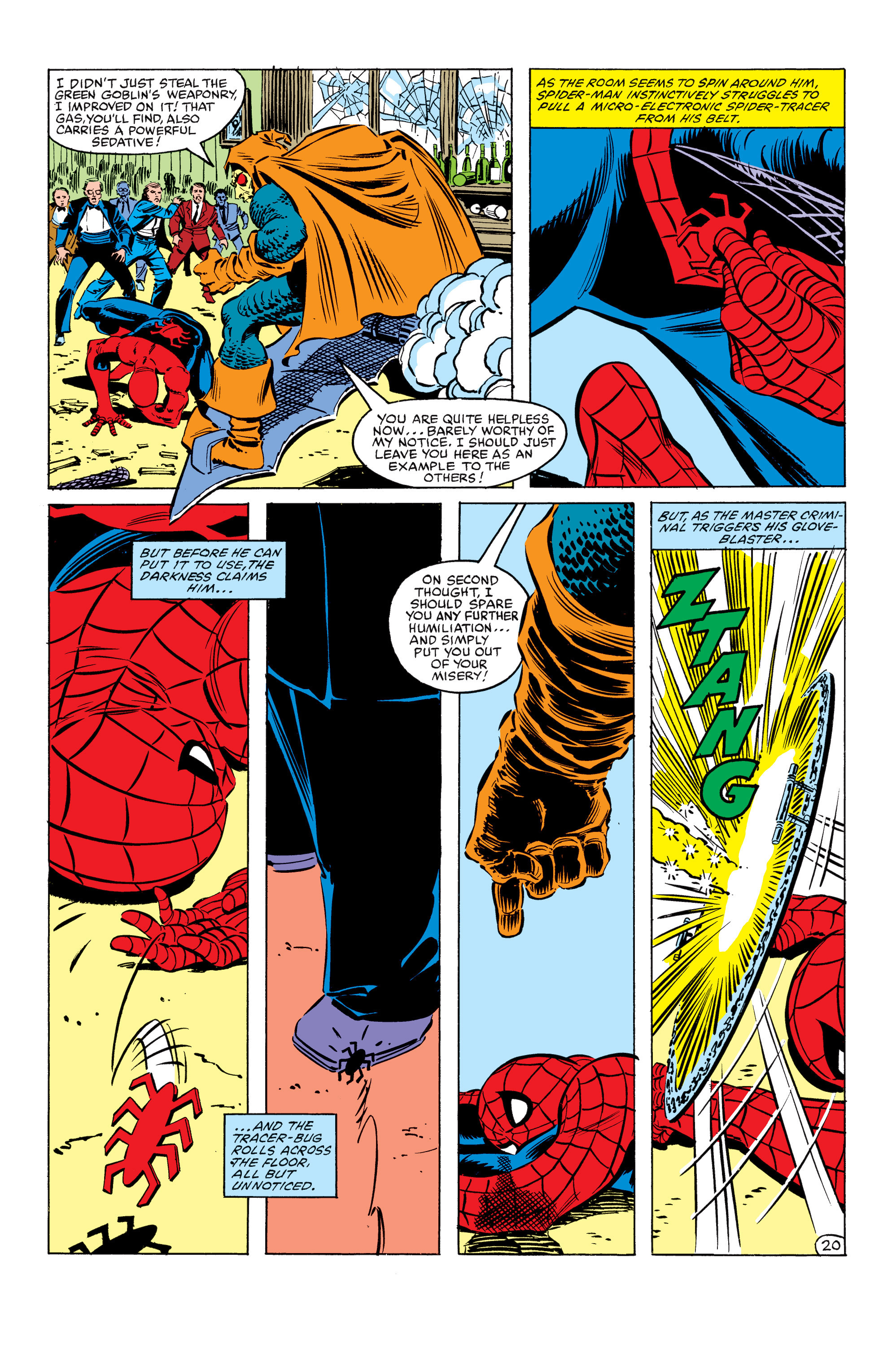 The Amazing Spider-Man (1963) 249 Page 20