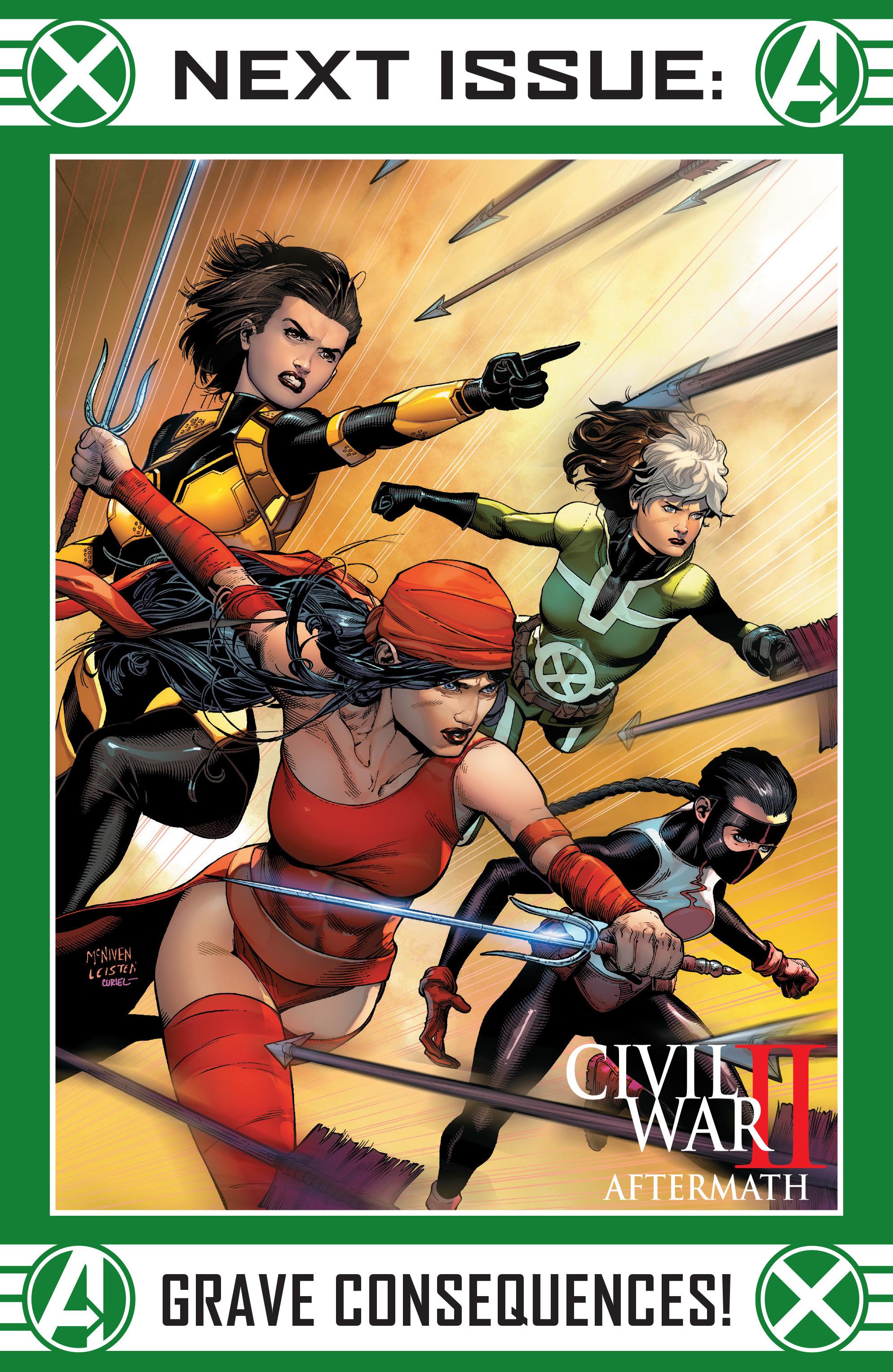 Read online Uncanny Avengers [II] comic -  Issue #16 - 22