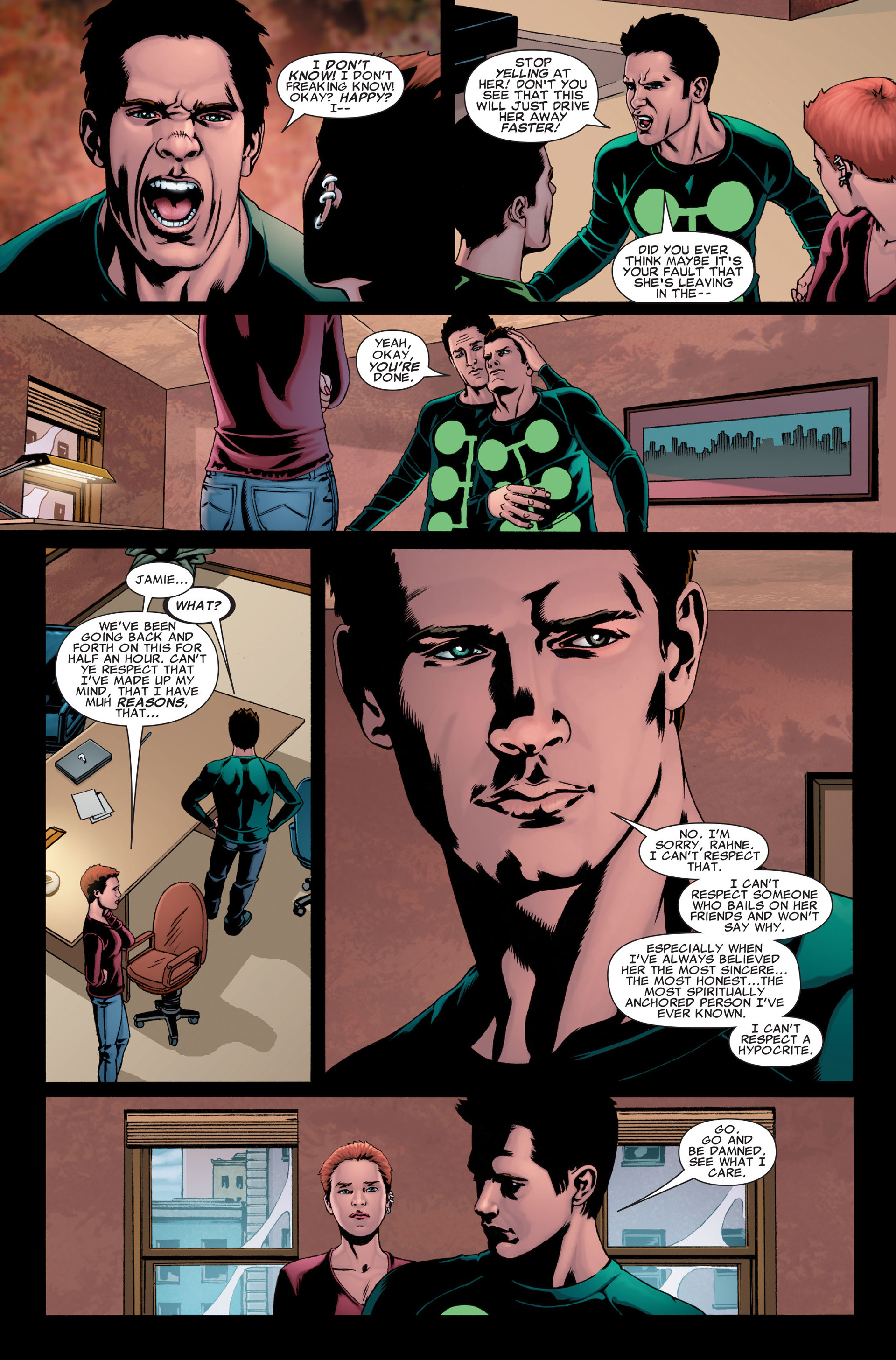 Read online X-Factor (2006) comic -  Issue #28 - 5