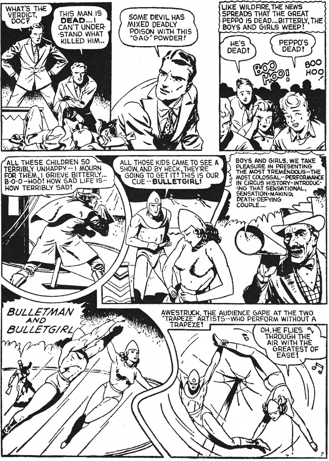 Read online Men of Mystery Comics comic -  Issue #74 - 9