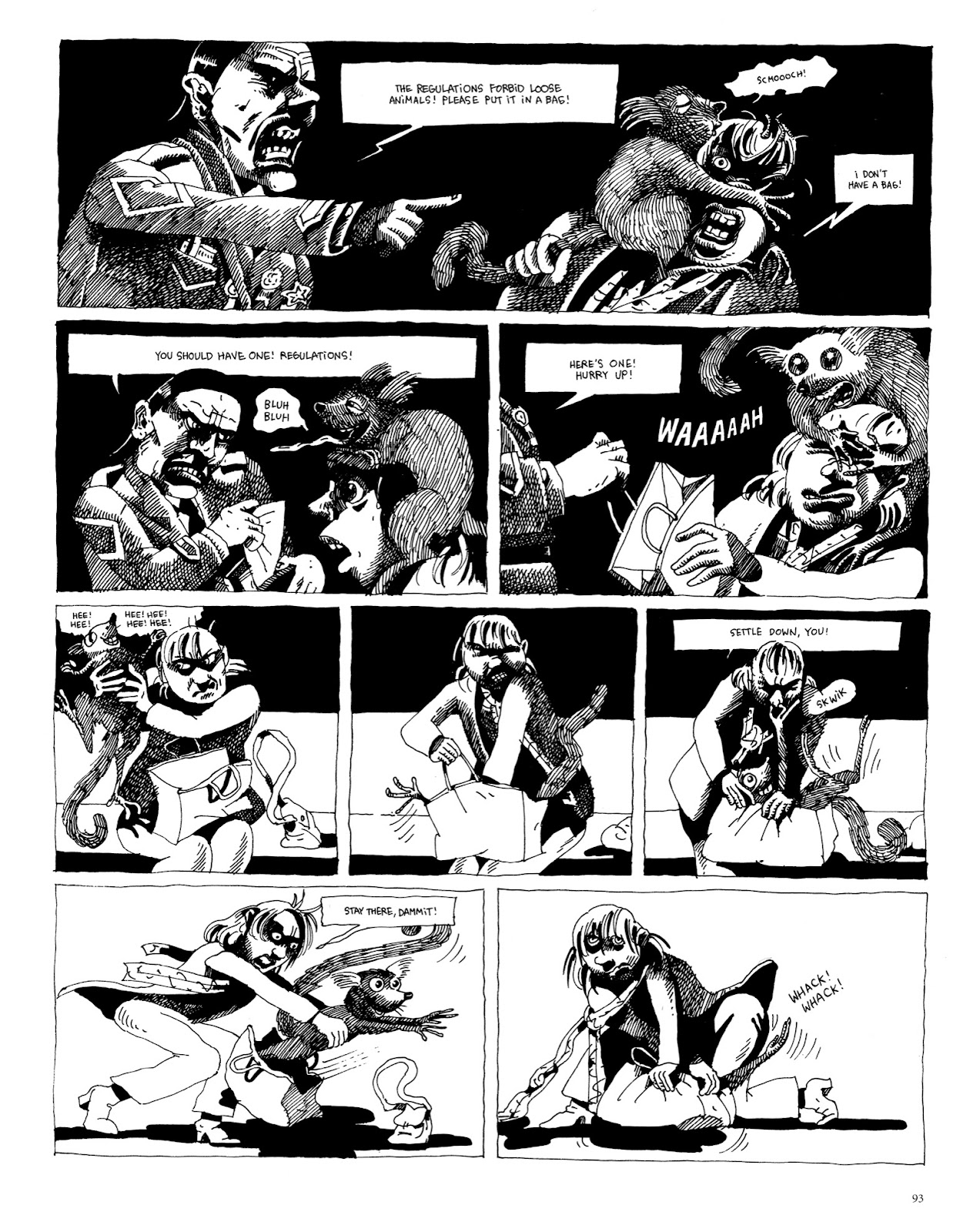 Read online The Green Hand and Other Stories comic -  Issue # TPB - 89