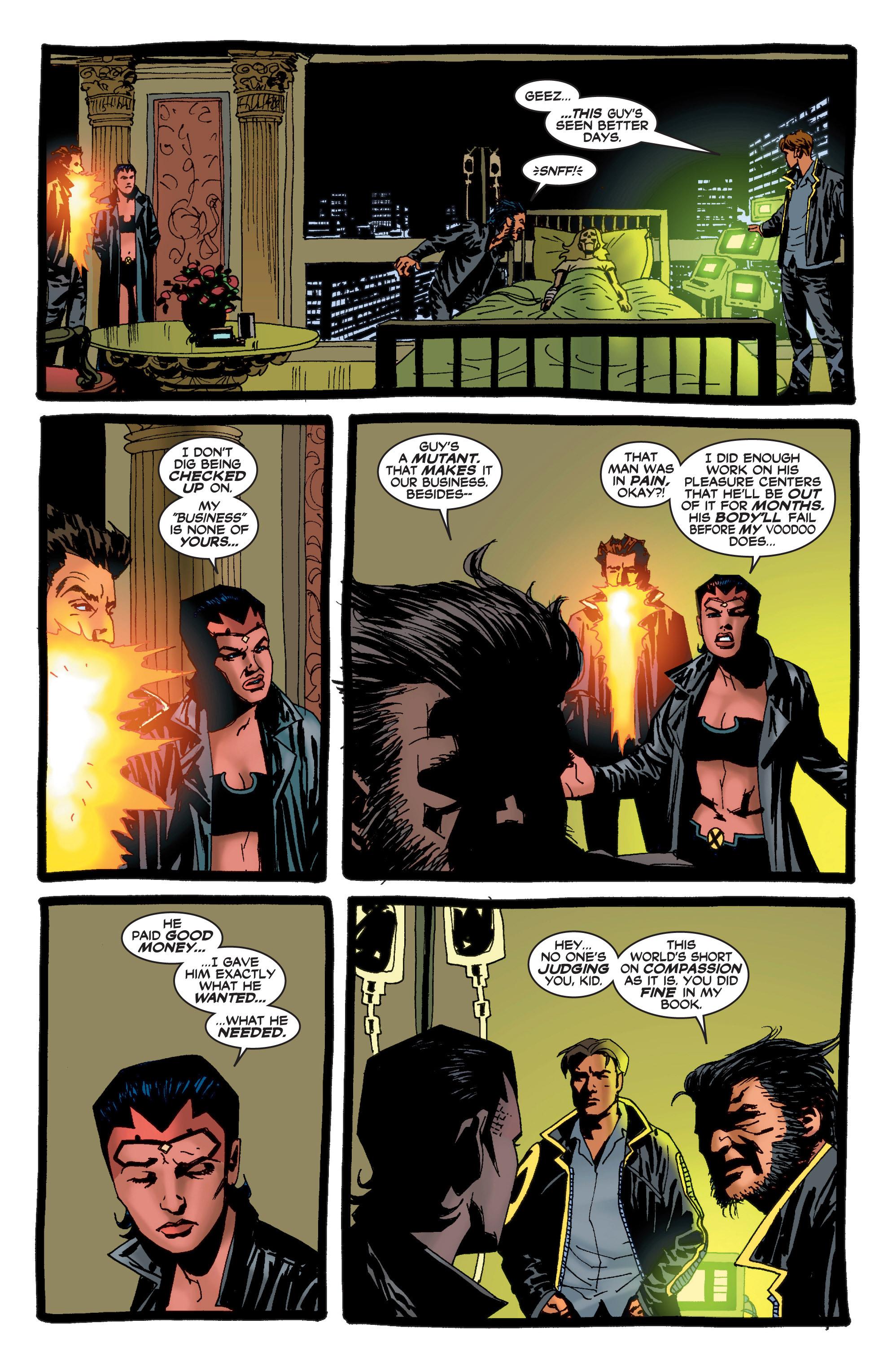 Read online Uncanny X-Men (1963) comic -  Issue #408 - 20