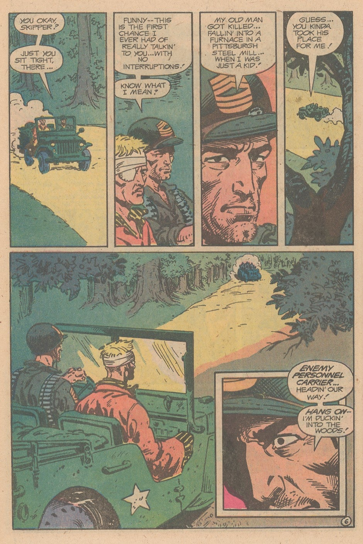 Read online Sgt. Rock comic -  Issue #347 - 7
