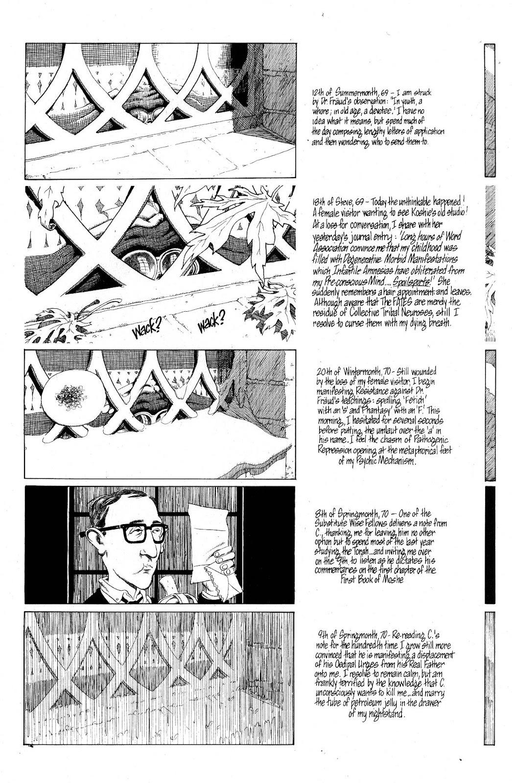Cerebus Issue #280 #279 - English 11