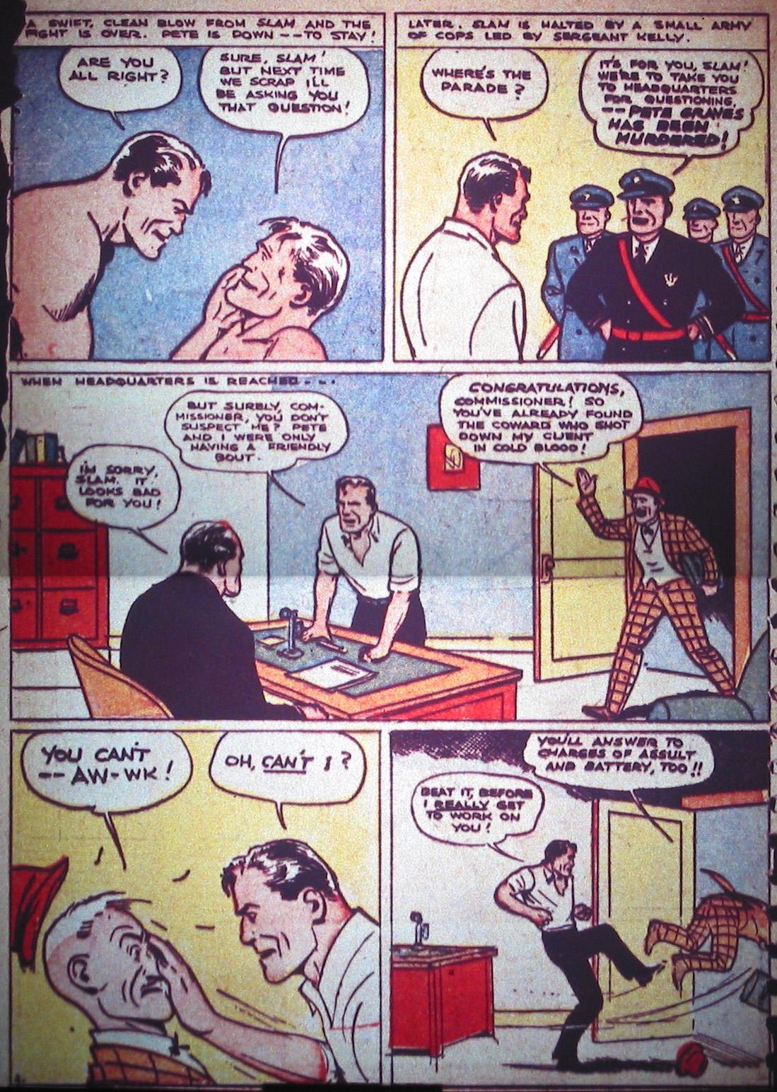Detective Comics (1937) 2 Page 3