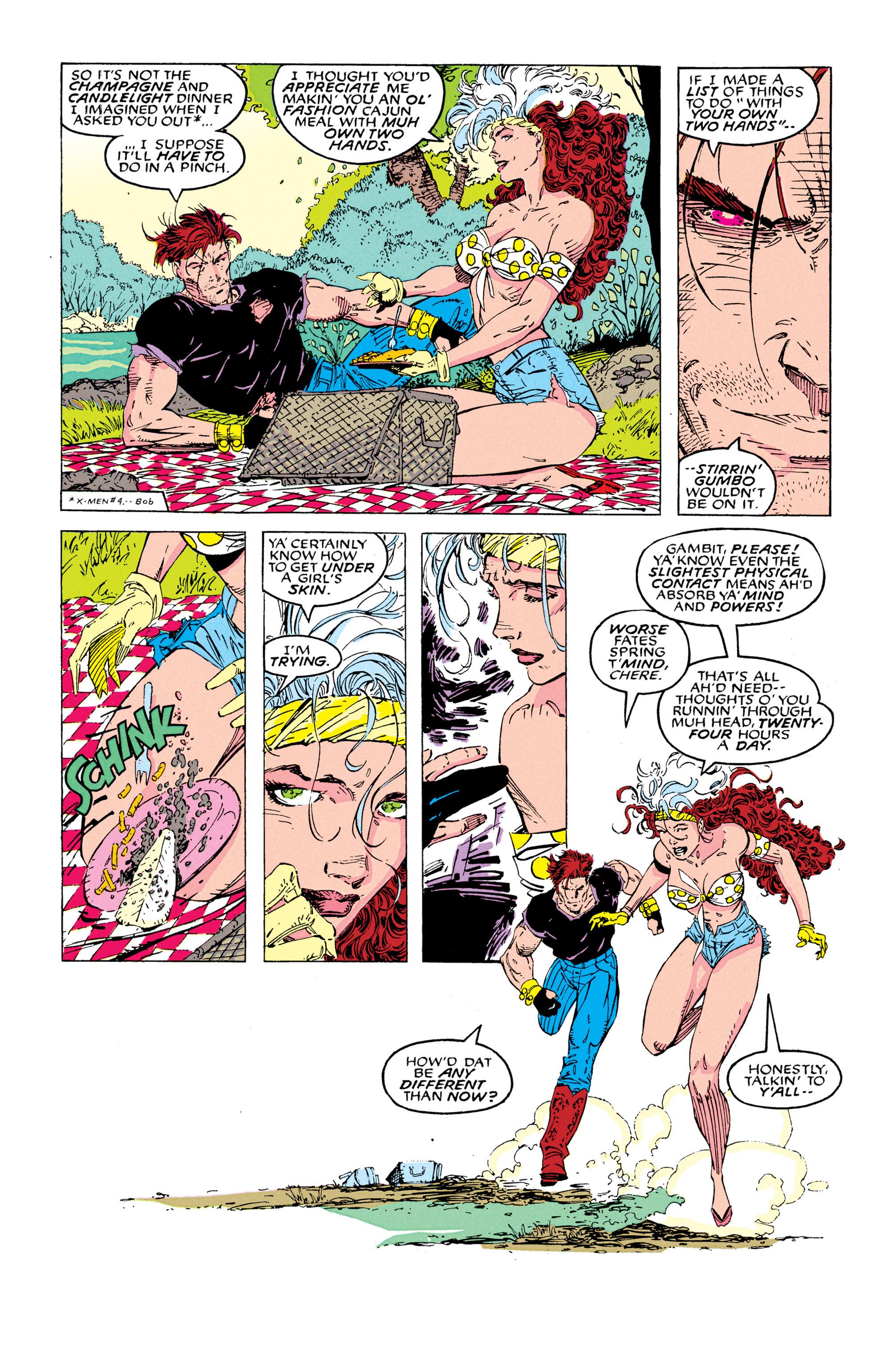 X-Men (1991) 8 Page 10