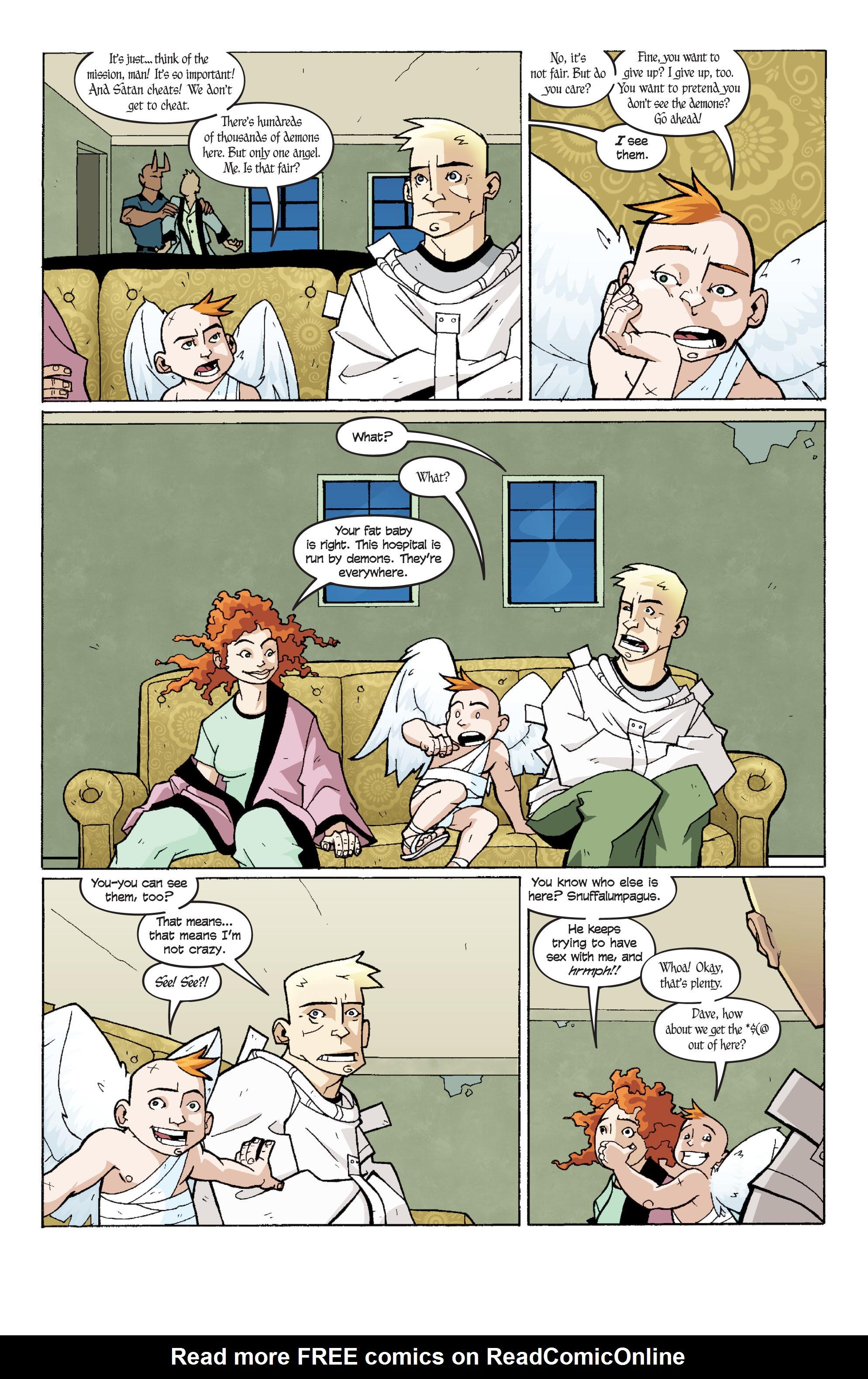 Read online Killer Of Demons comic -  Issue #2 - 12