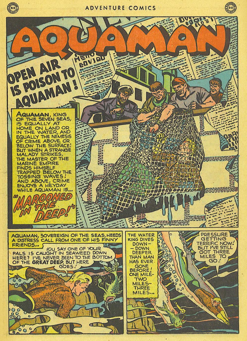 Read online Adventure Comics (1938) comic -  Issue #138 - 25